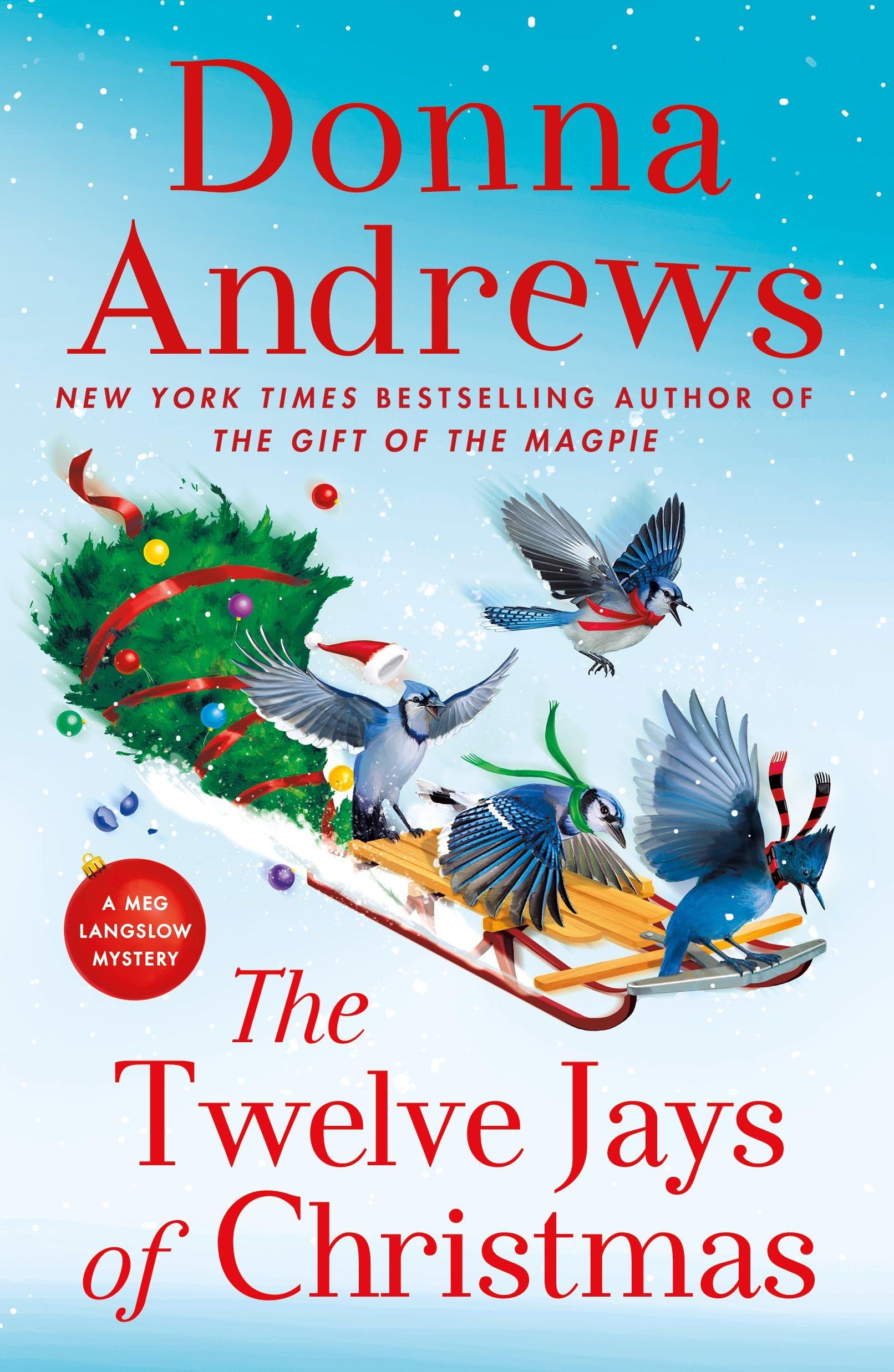 Image of The Twelve Jays of Christmas