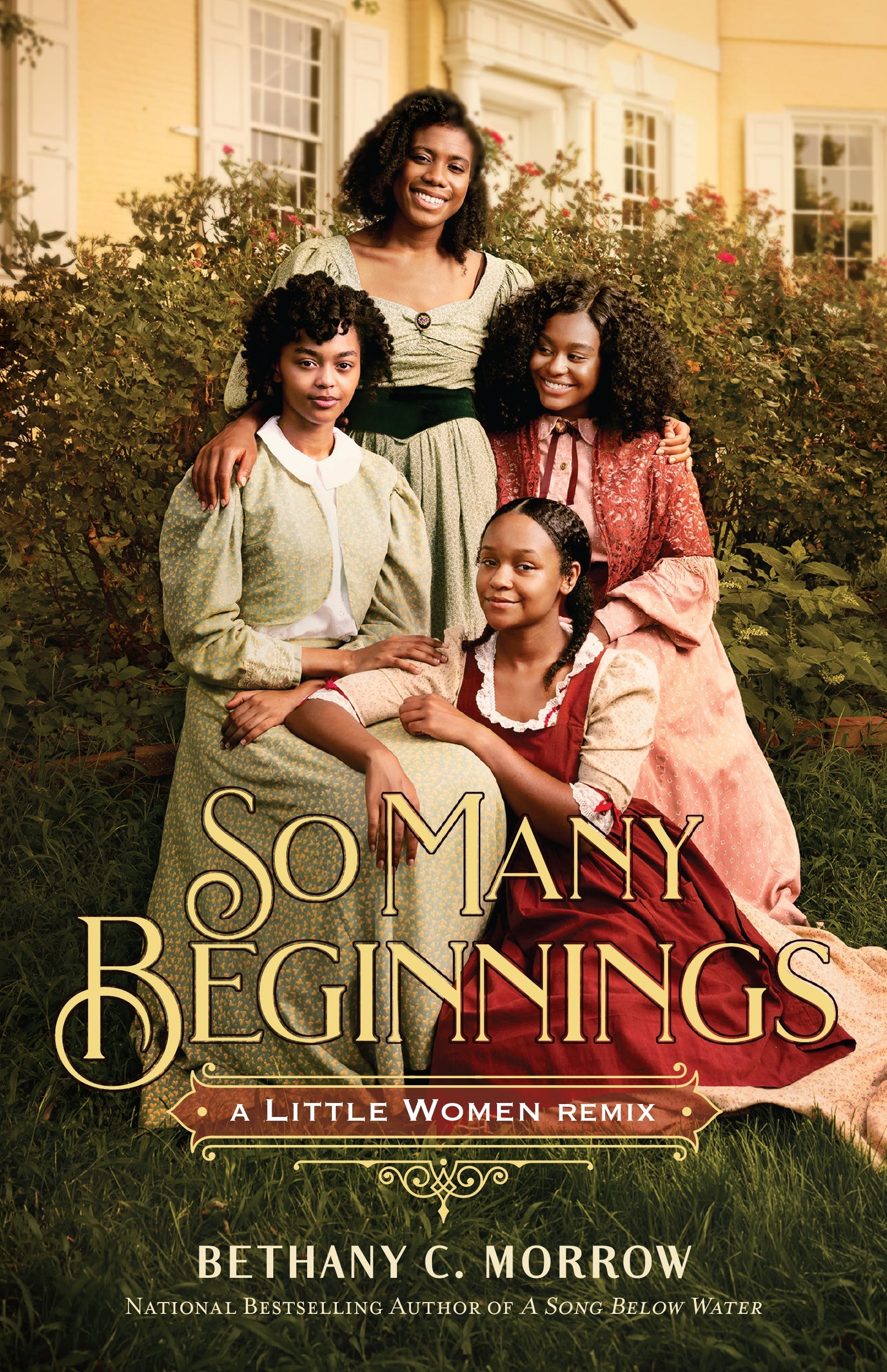 Image of So Many Beginnings: A Little Women Remix