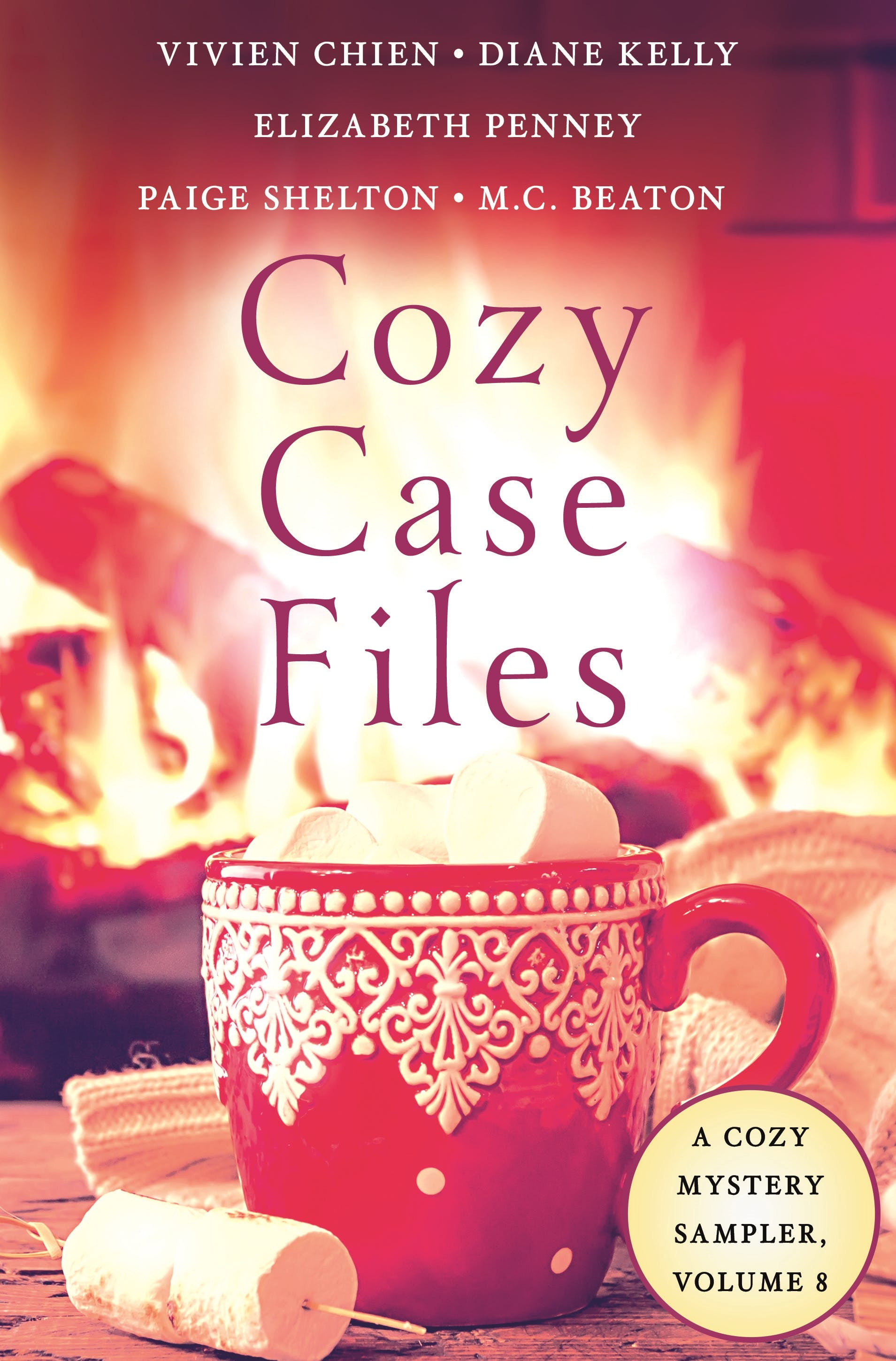 Image of Cozy Case Files, A Cozy Mystery Sampler, Volume 8
