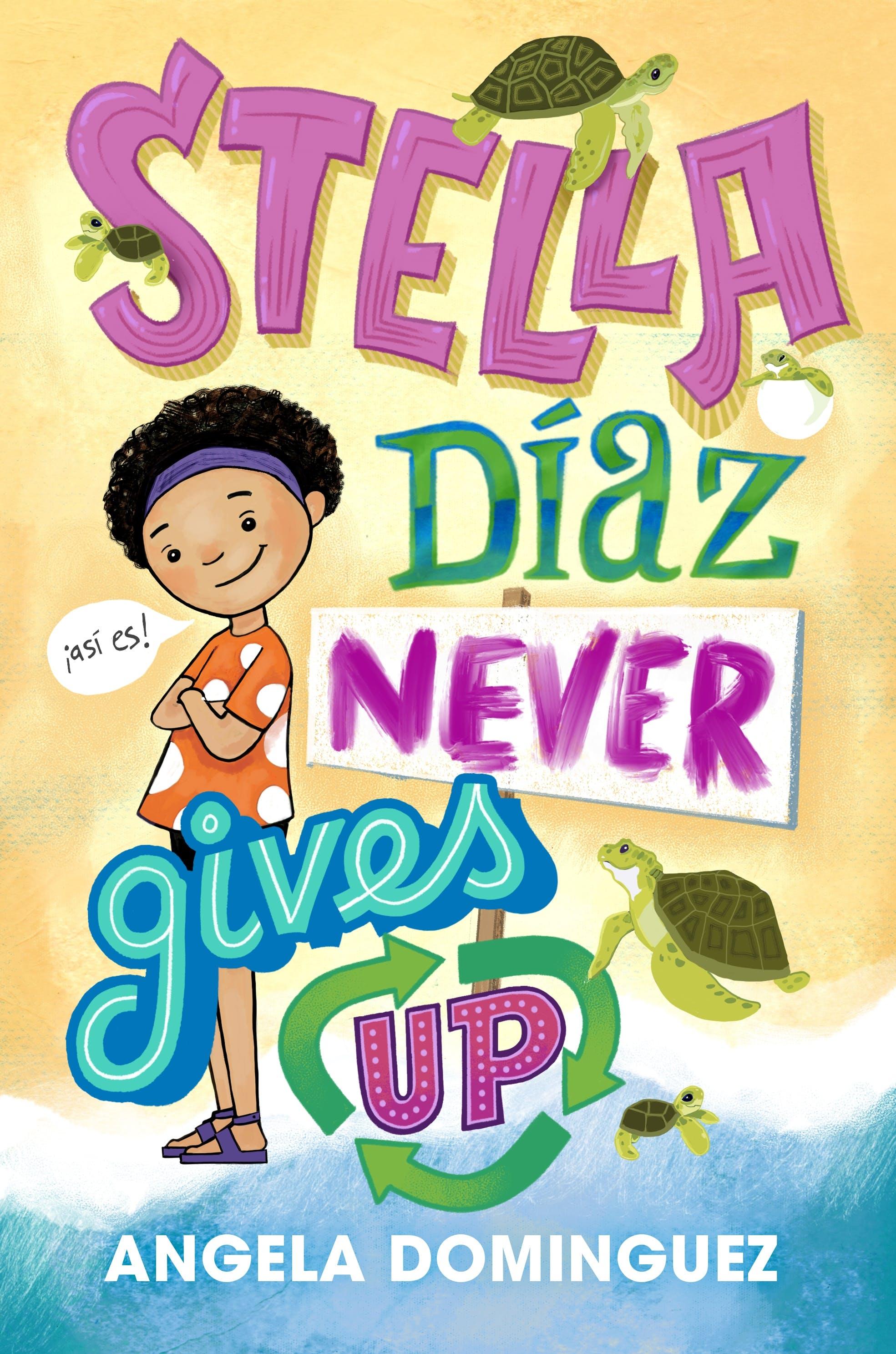 Image of Stella Díaz Never Gives Up