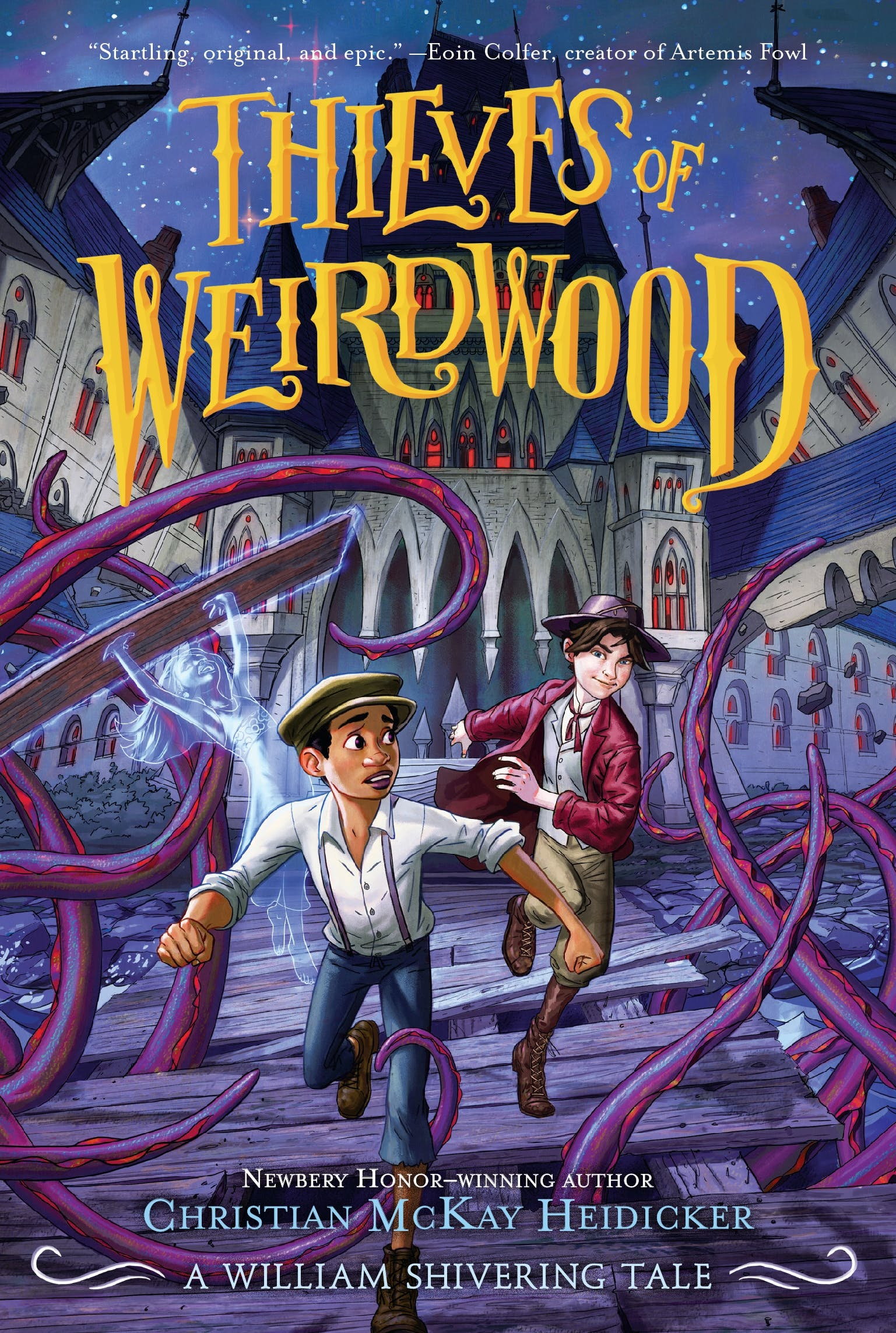 Image of Thieves of Weirdwood