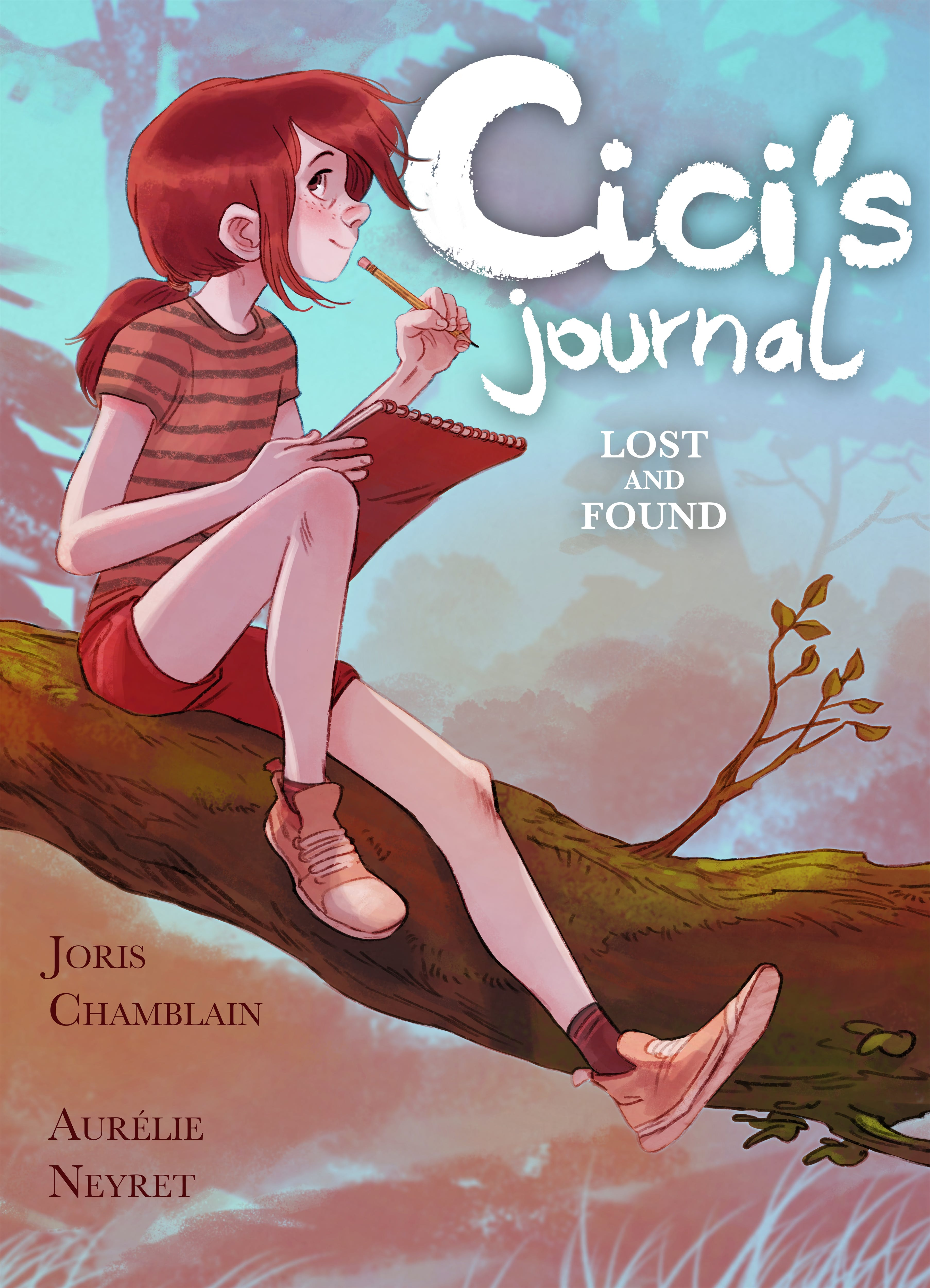 Image of Cici's Journal: Lost and Found