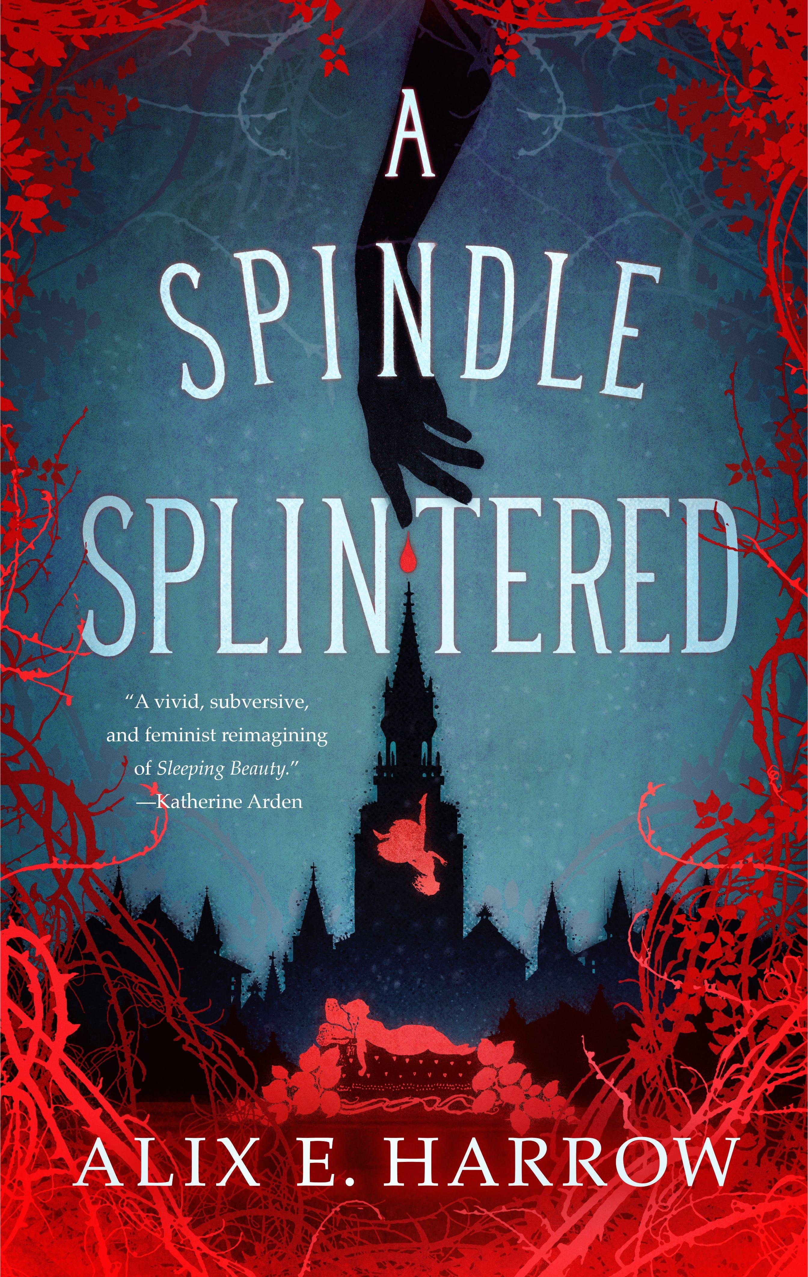 Image of A Spindle Splintered