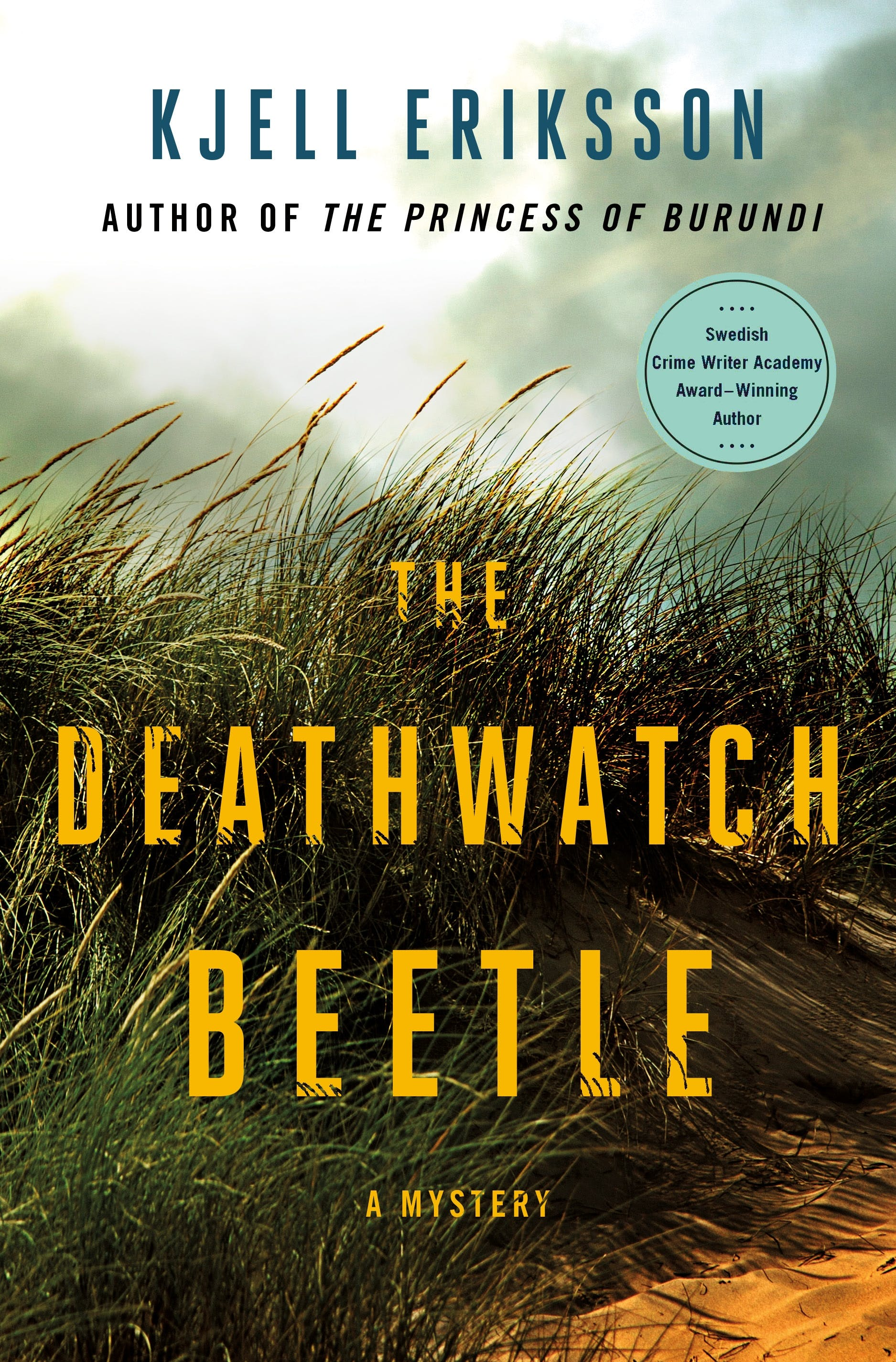 Image of The Deathwatch Beetle