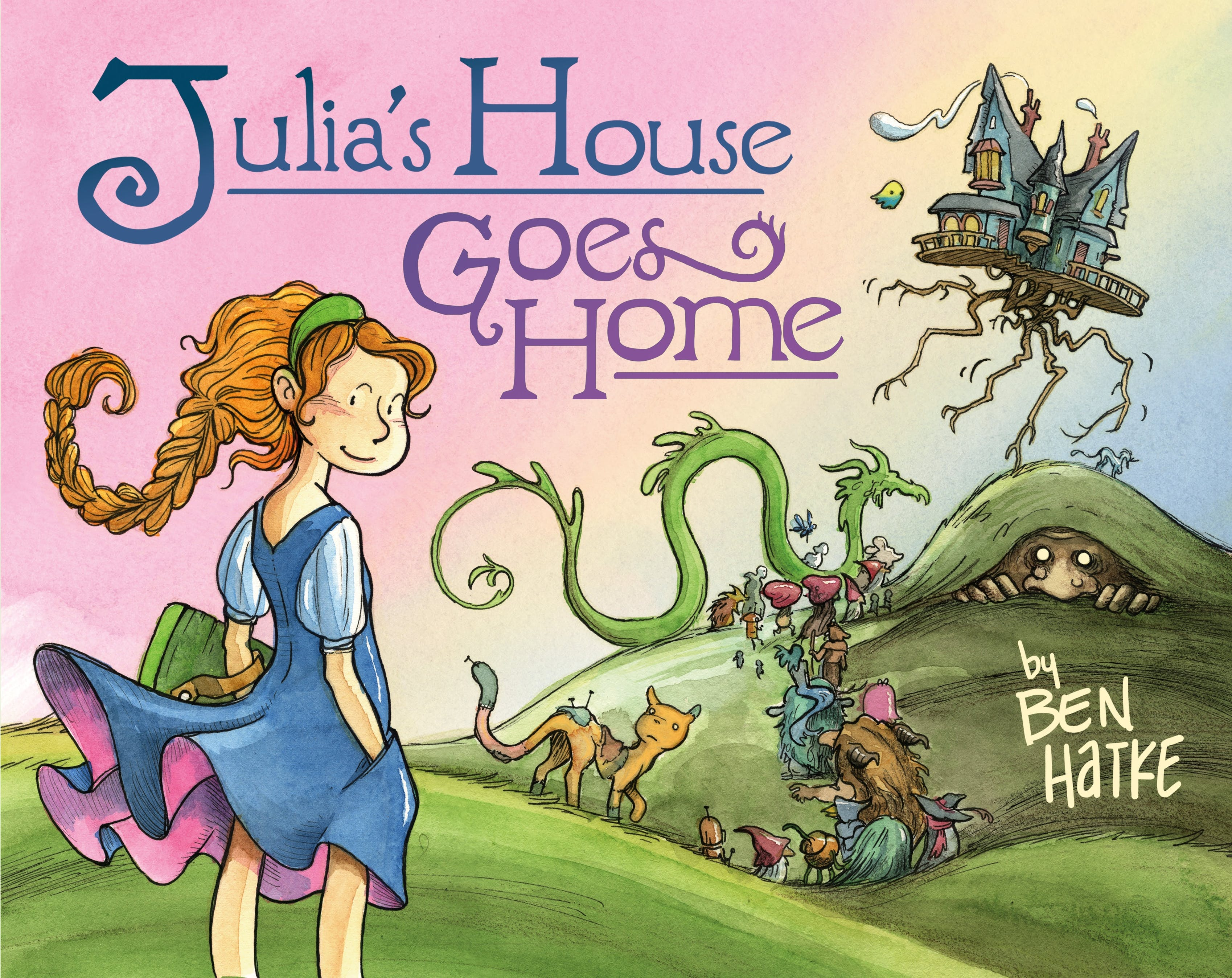 Image of Julia's House Goes Home