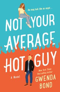 Not Your Average Hot Guy book cover
