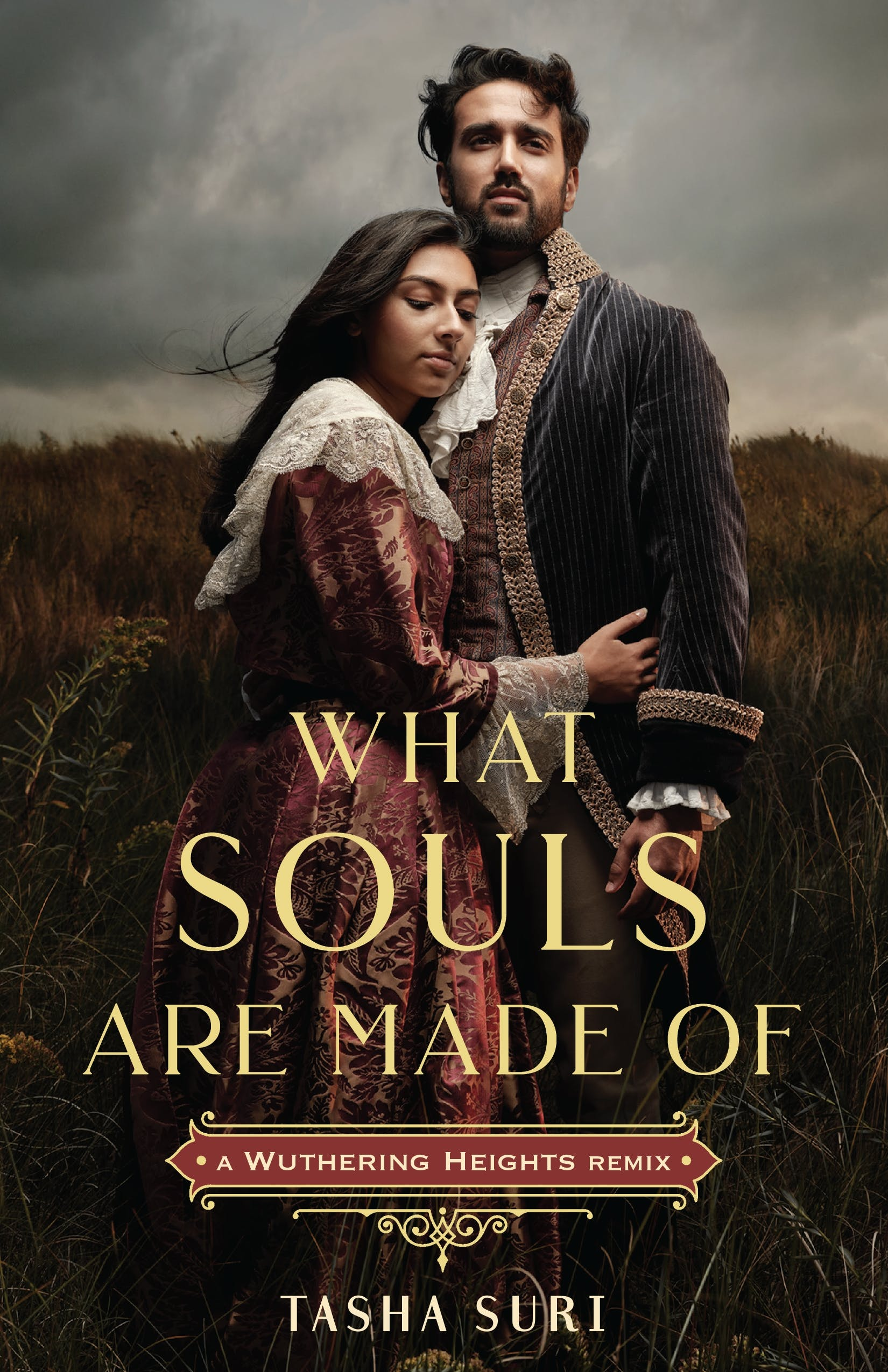 Image of What Souls Are Made Of: A Wuthering Heights Remix