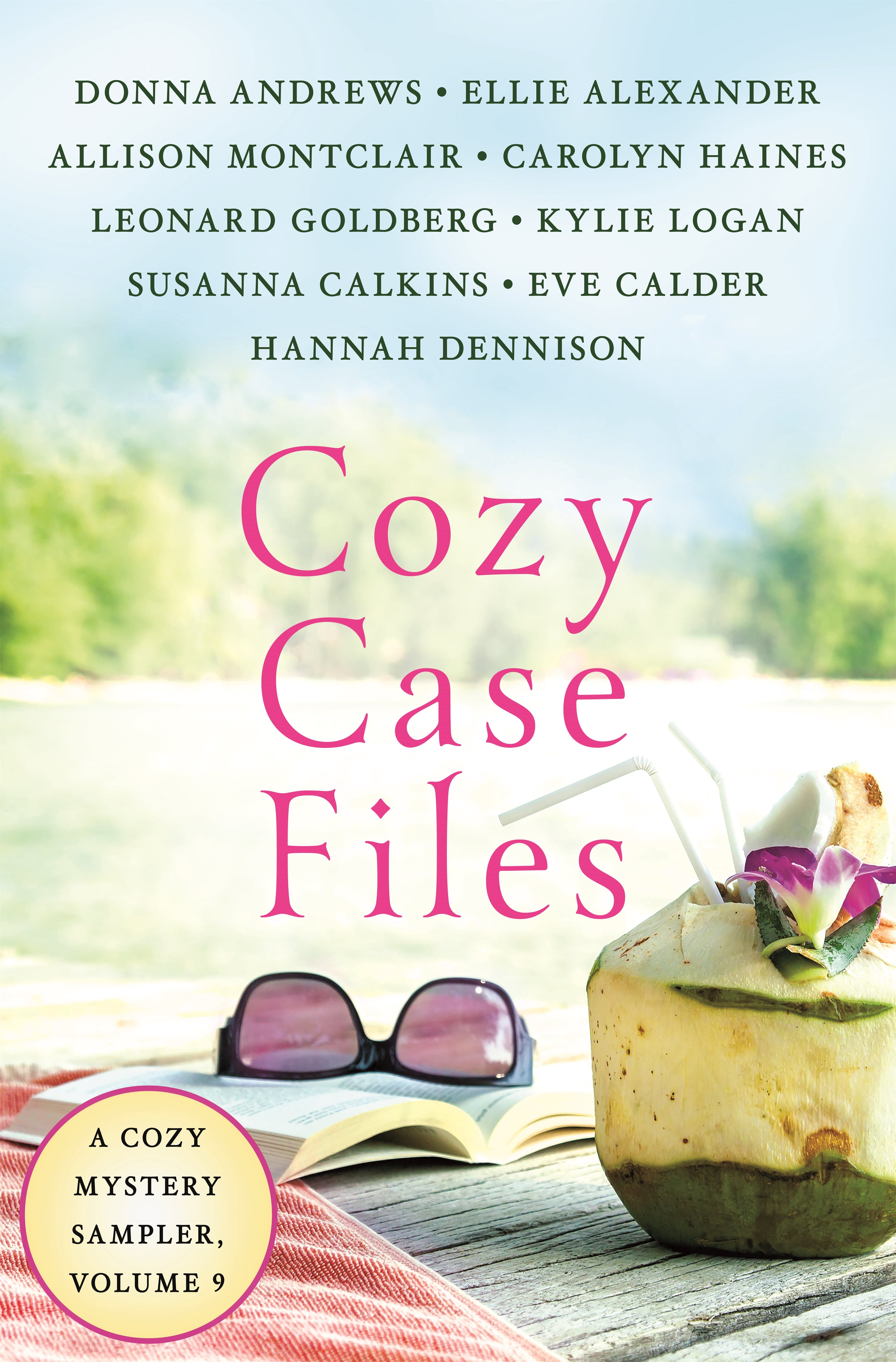 Image of Cozy Case Files, A Cozy Mystery Sampler, Volume 9