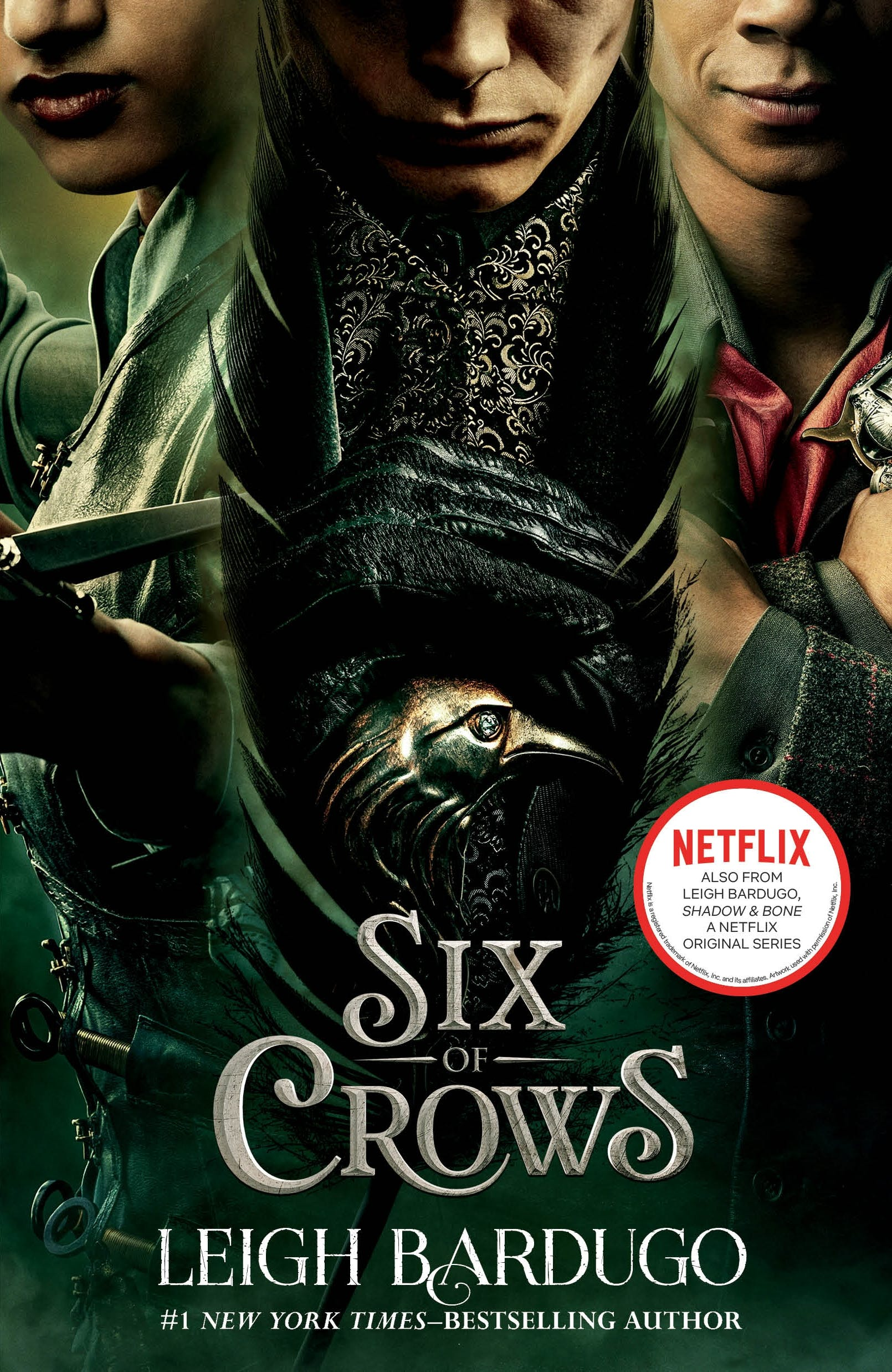 Image of Six of Crows