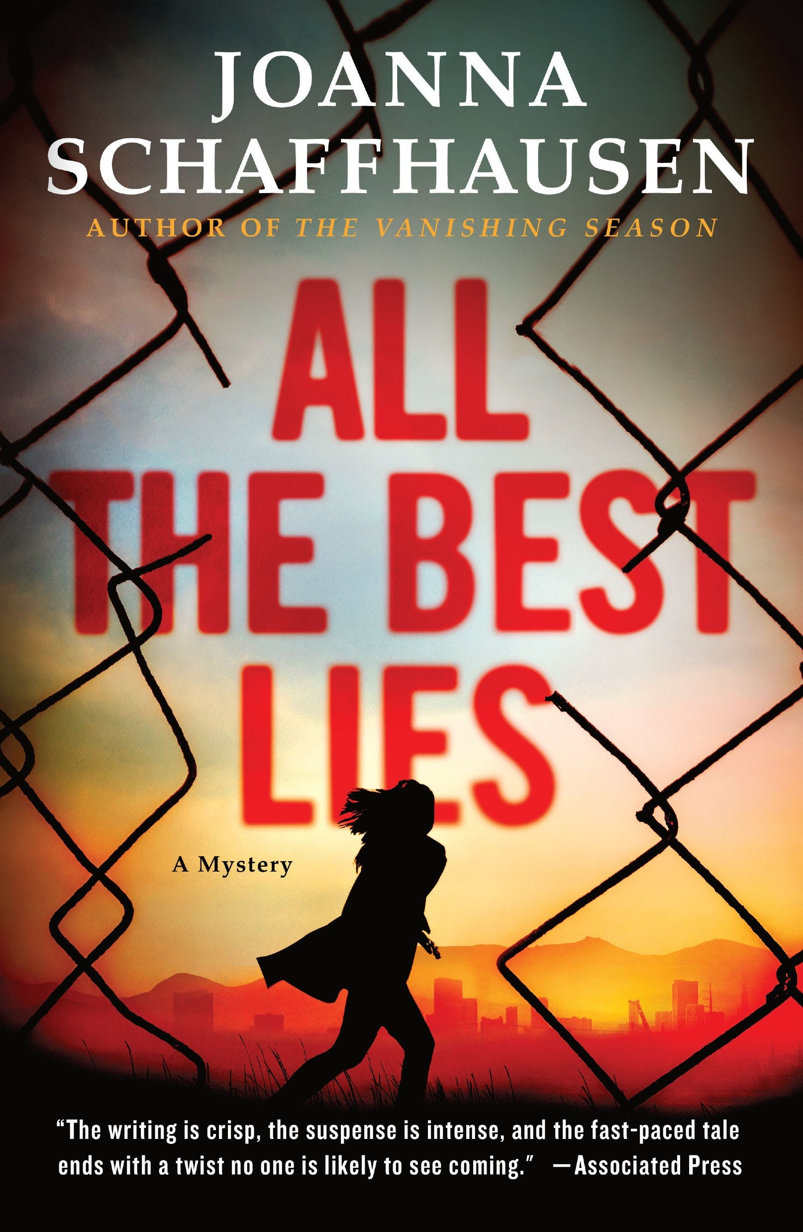 Image of All the Best Lies