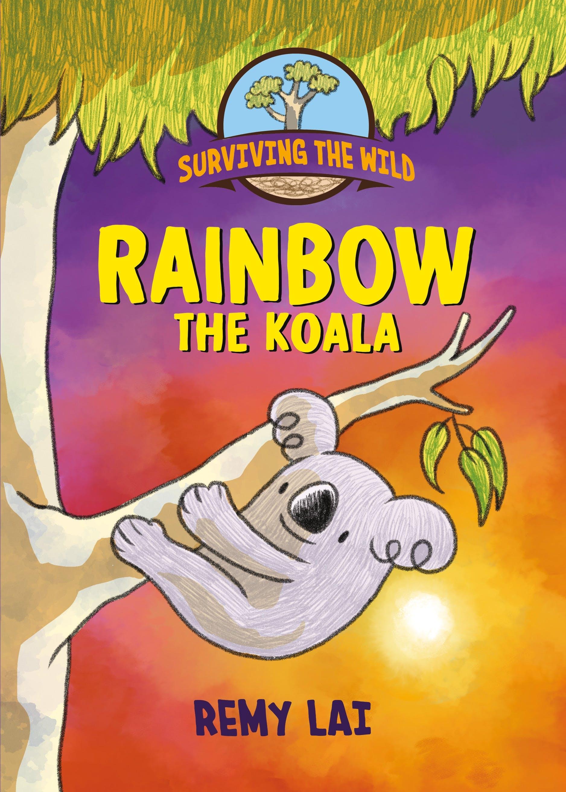 Image of Surviving the Wild: Rainbow the Koala