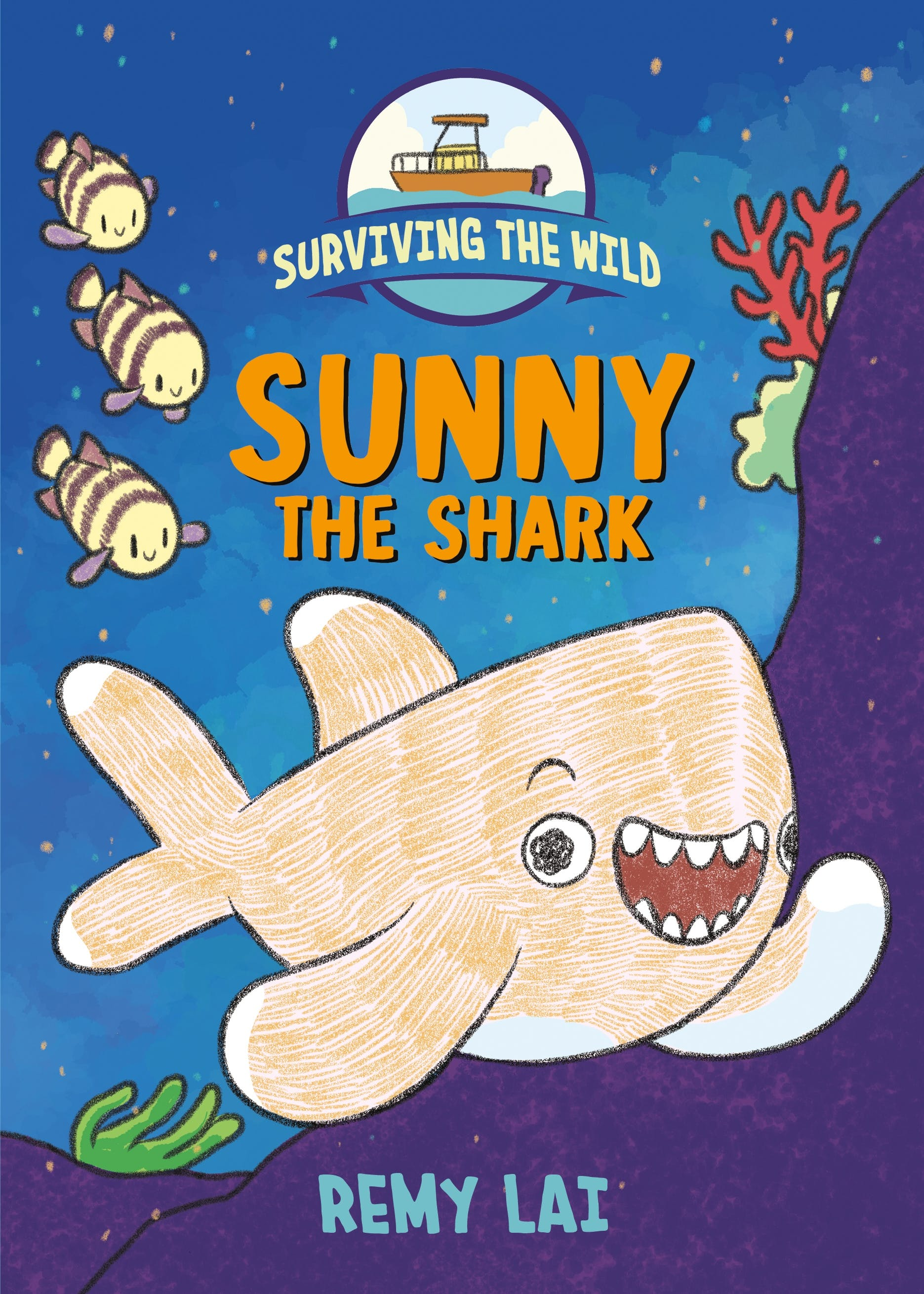 Image of Surviving the Wild: Sunny the Shark