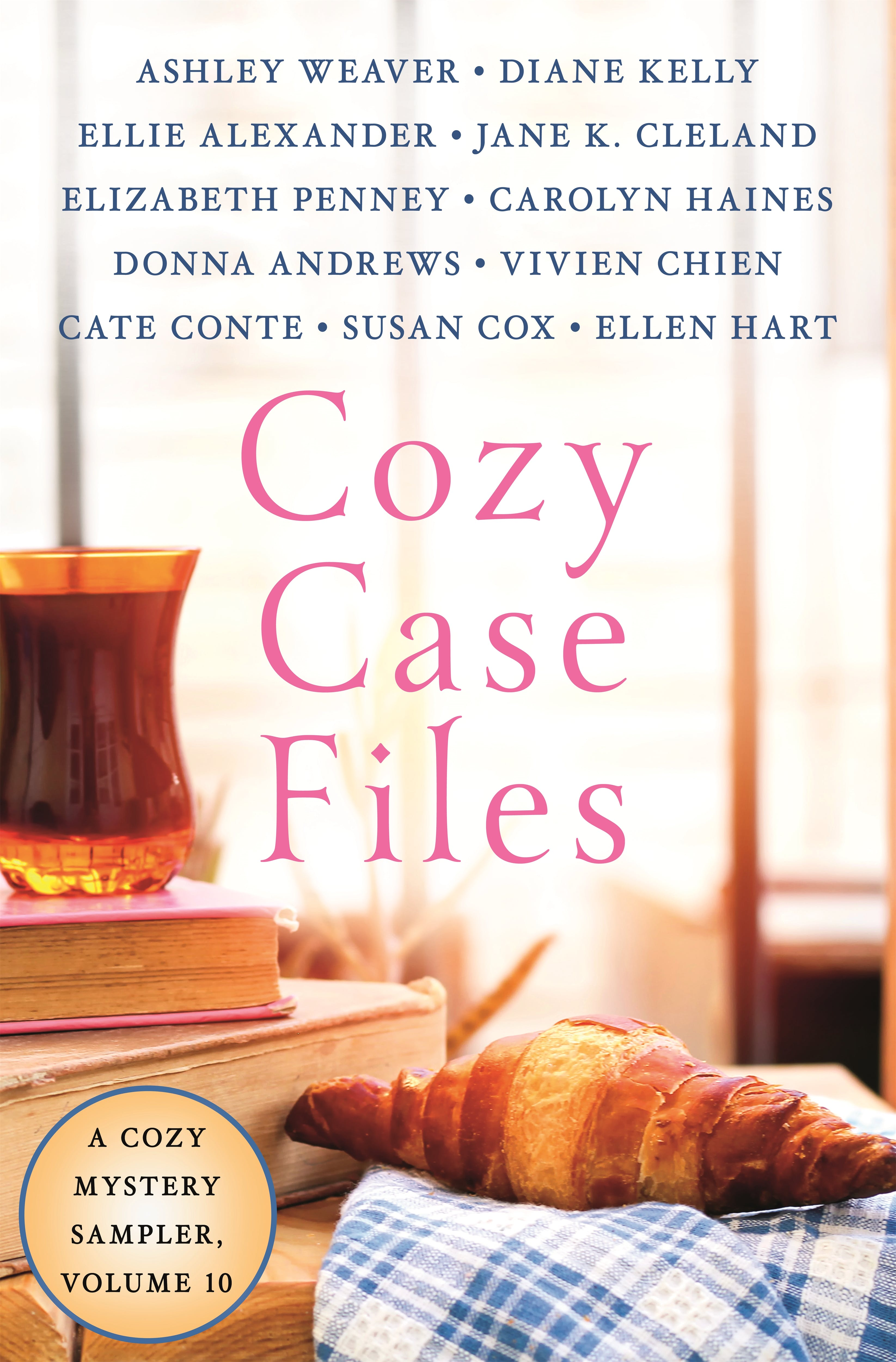 Image of Cozy Case Files, A Cozy Mystery Sampler, Volume 10