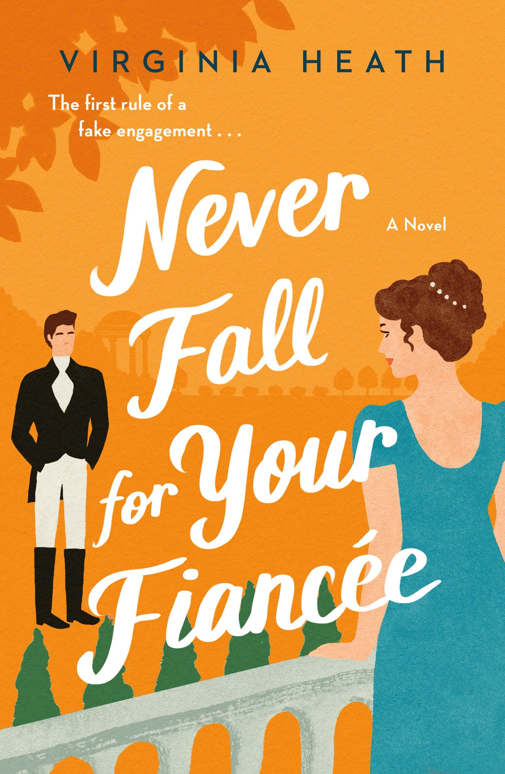 Image of Never Fall for Your Fiancee