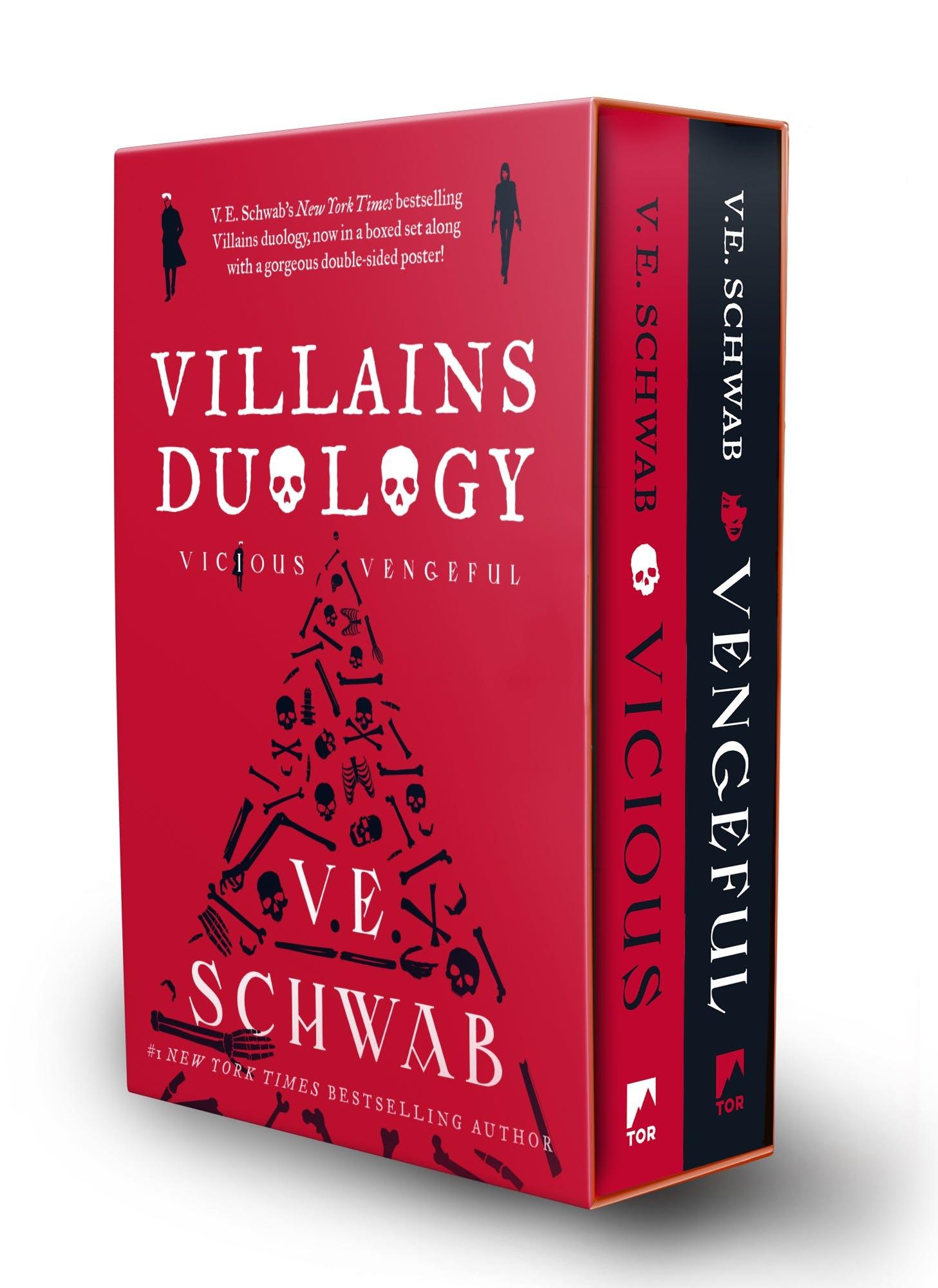 Image of Villains Duology Boxed Set