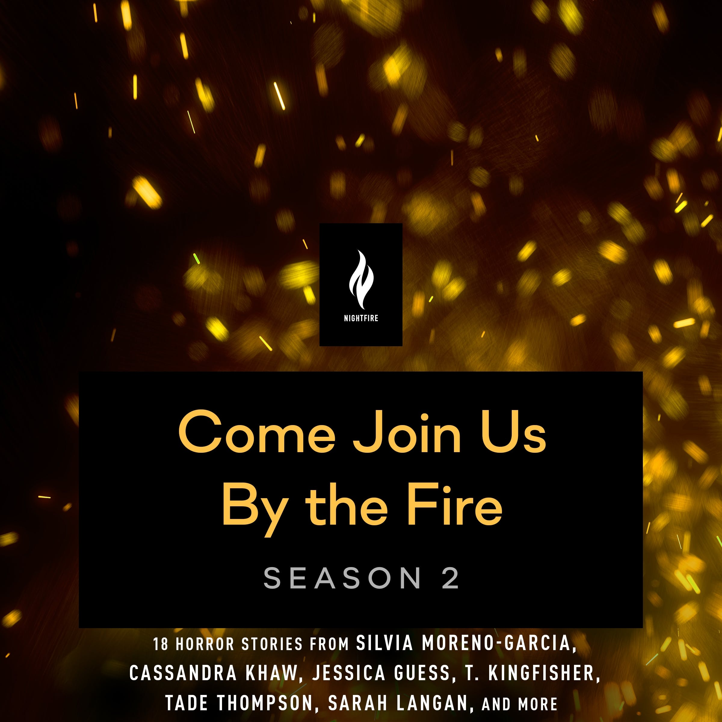 Image of Come Join Us By The Fire, Season 2