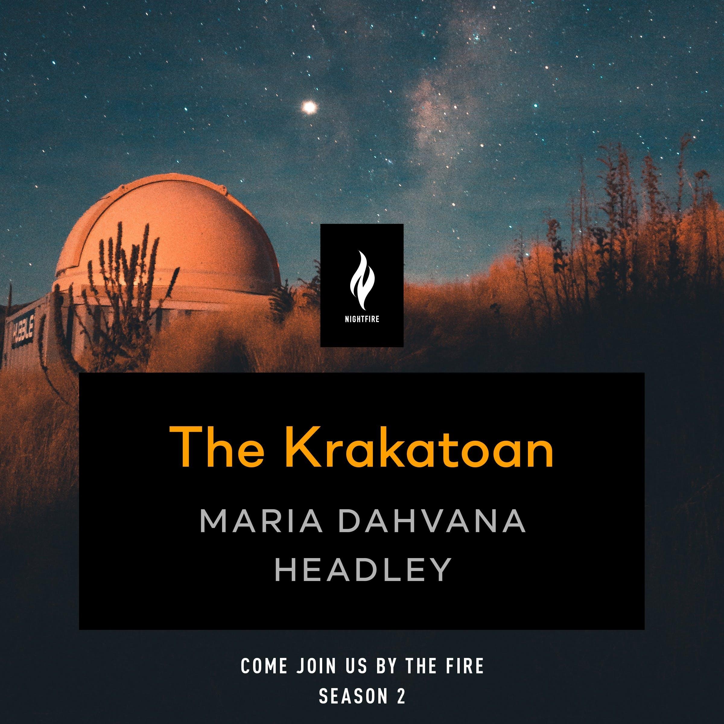 Image of The Krakatoan