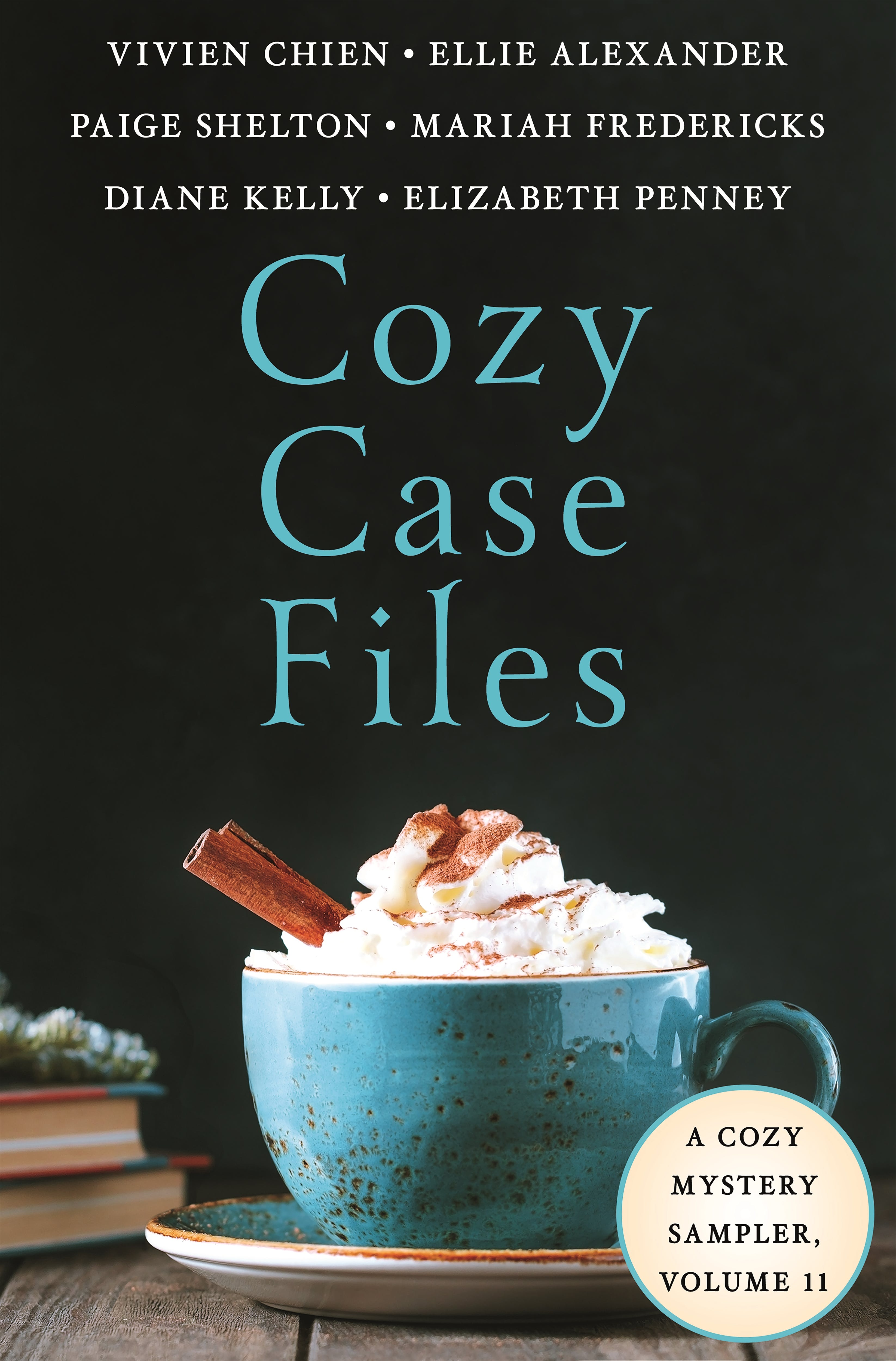 Image of Cozy Case Files, A Cozy Mystery Sampler, Volume 11