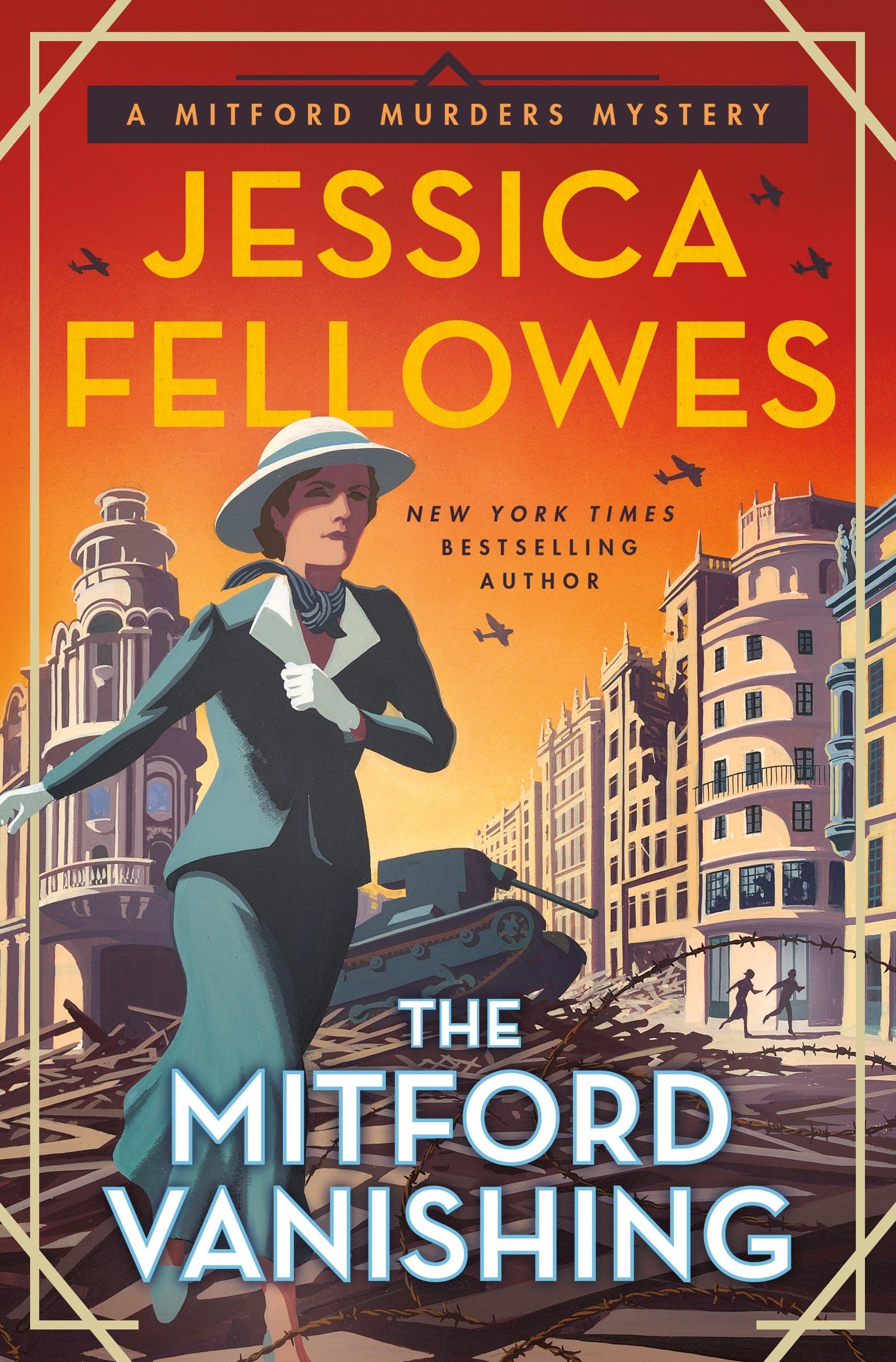 Image of The Mitford Vanishing