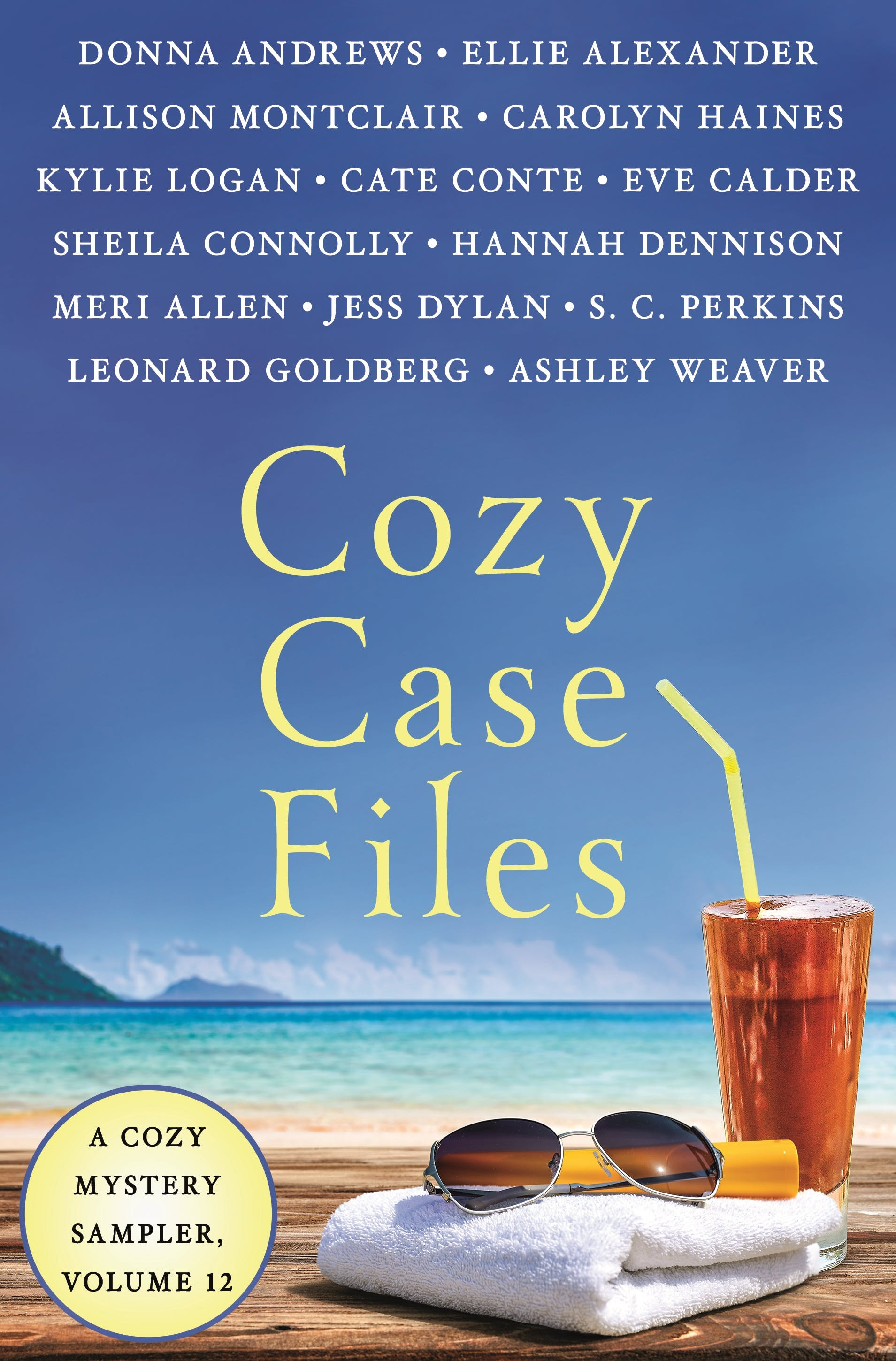 Image of Cozy Case Files, A Cozy Mystery Sampler, Volume 12