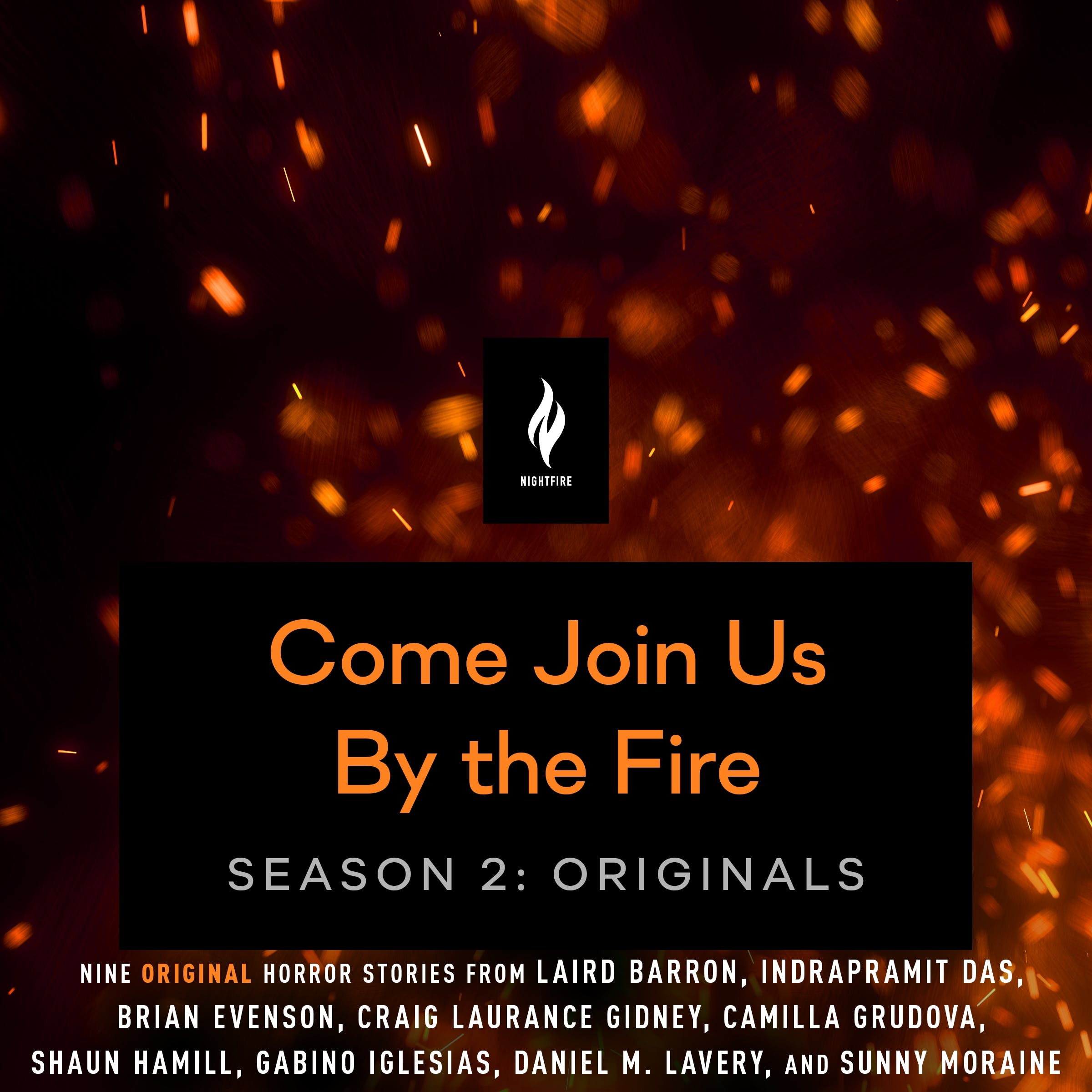 Image of Come Join Us By The Fire Season 2, Originals