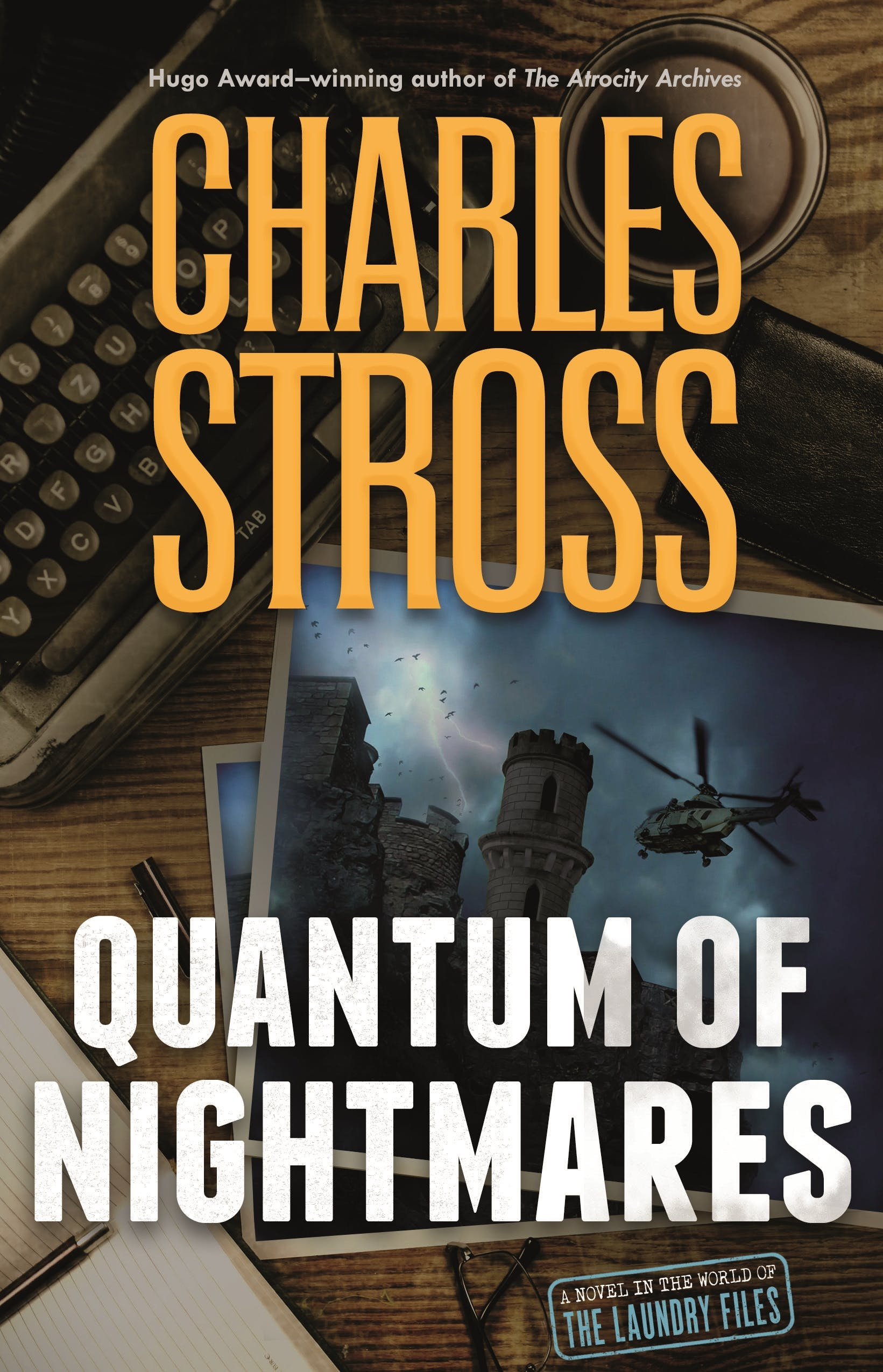 Image of Quantum of Nightmares
