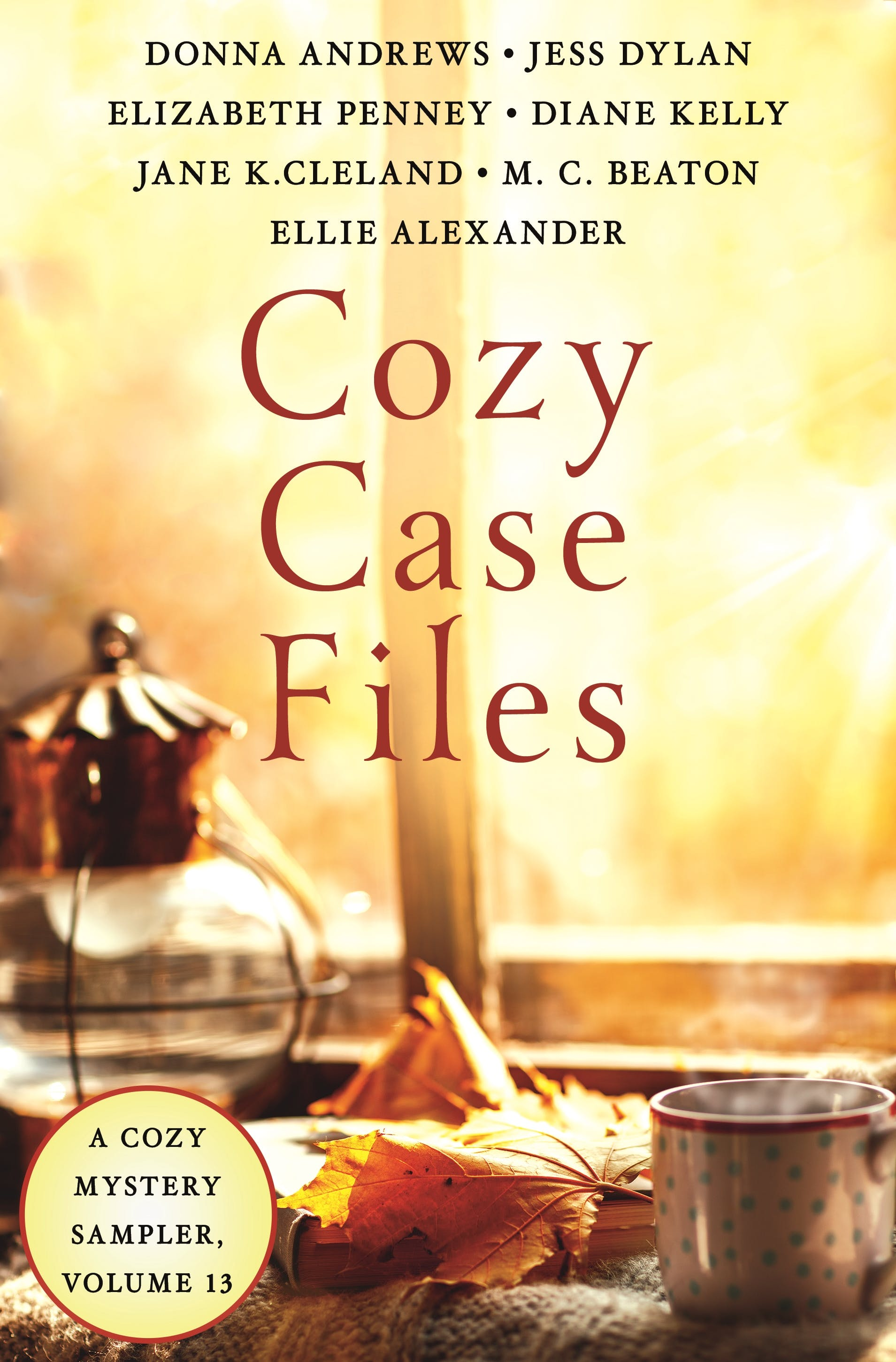 Image of Cozy Case Files, A Cozy Mystery Sampler, Volume 13