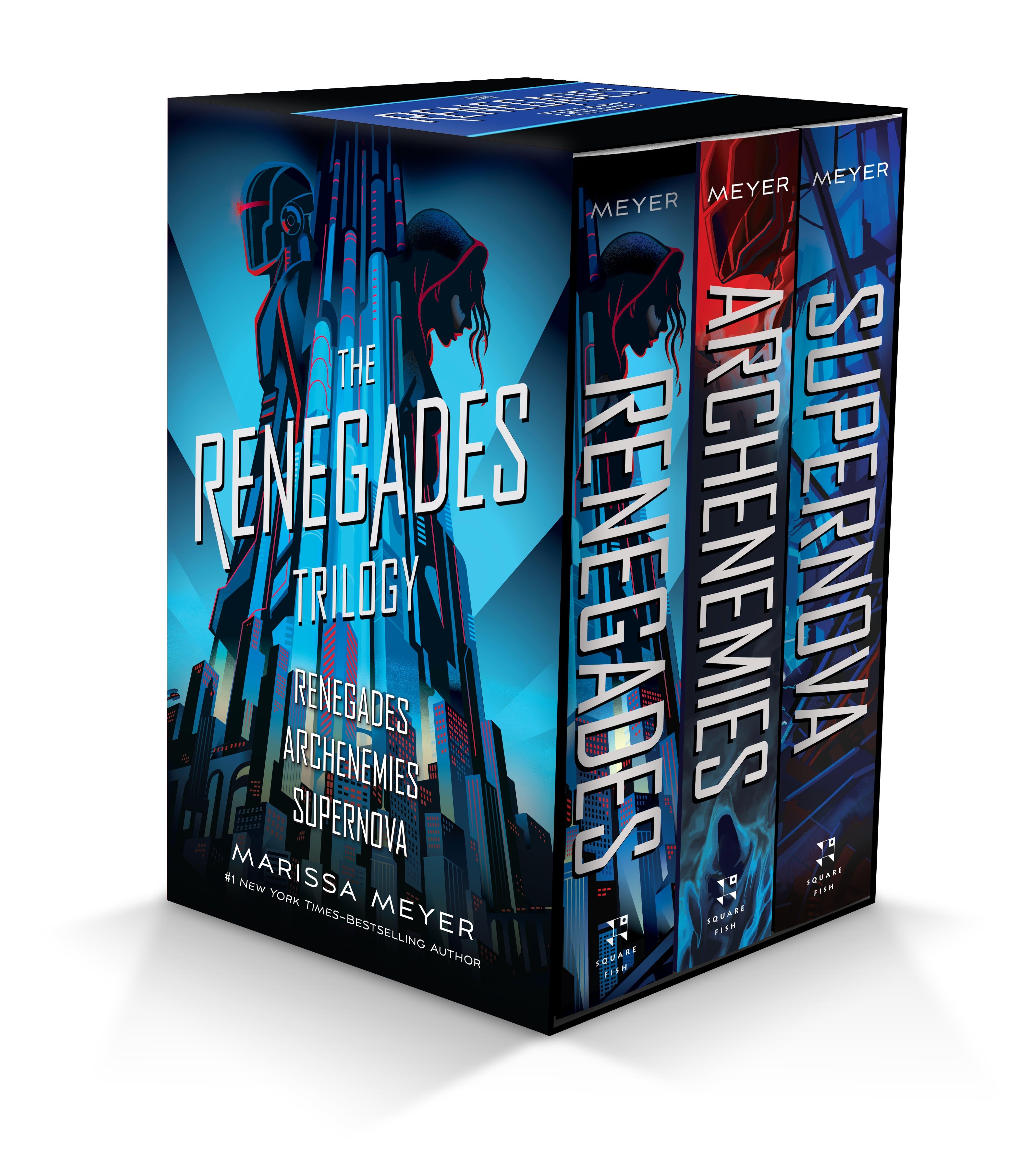Image of Renegades Series 3-book boxed set