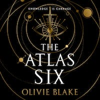 The Atlas Six book cover