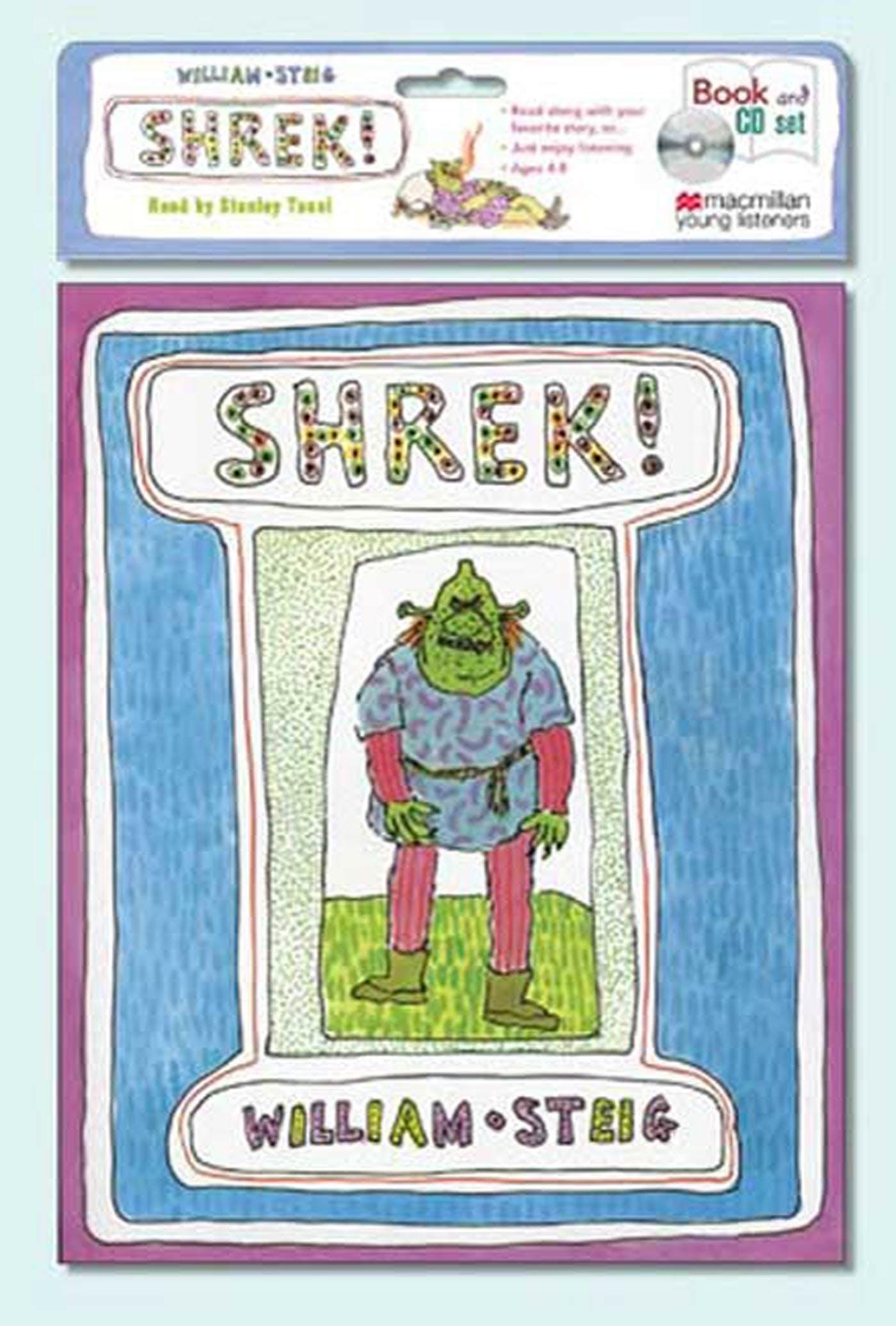 Image of Shrek! (Book & CD Set)