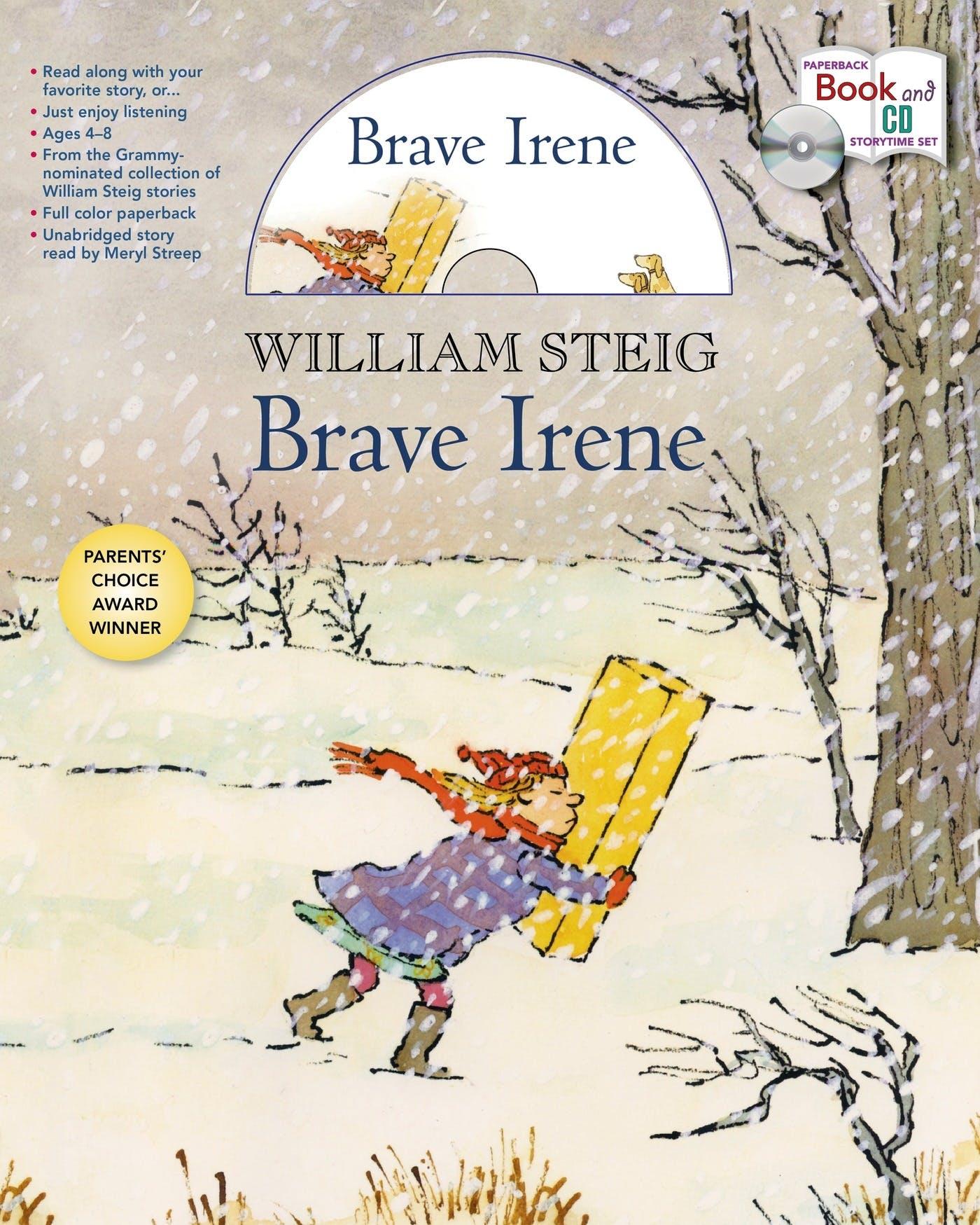 Image of Brave Irene Storytime Set