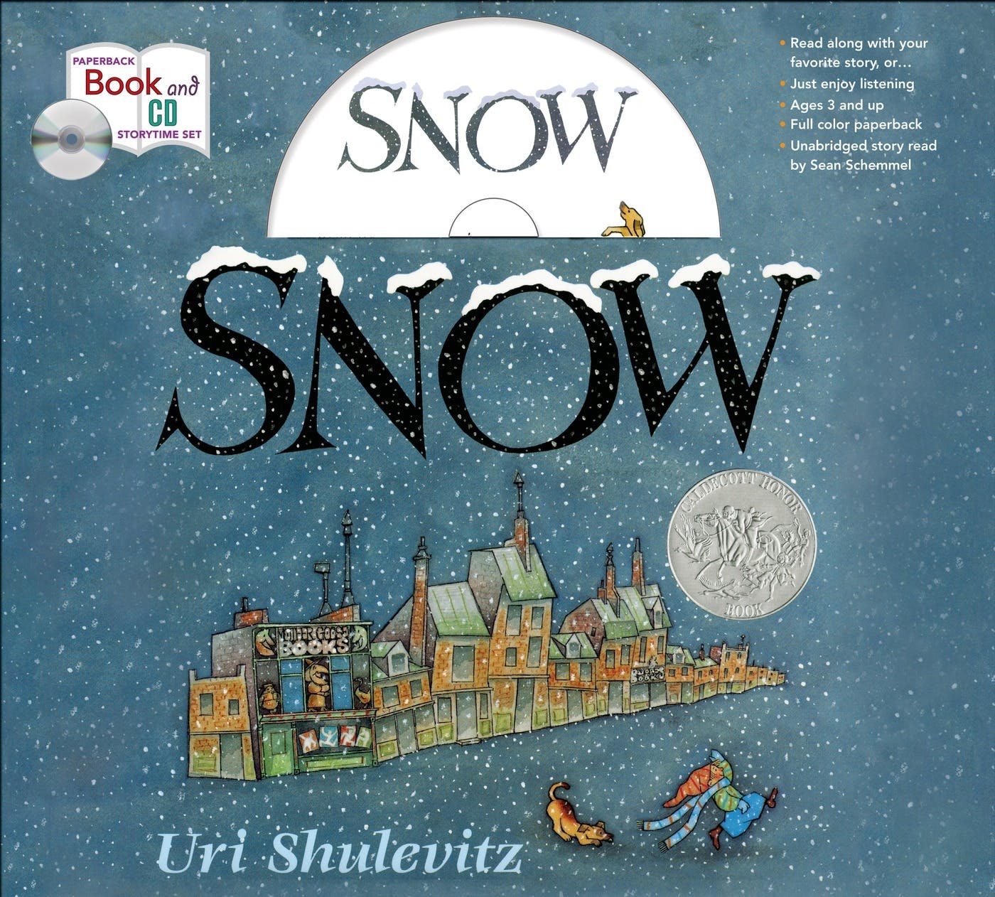 Image of Snow Storytime Set