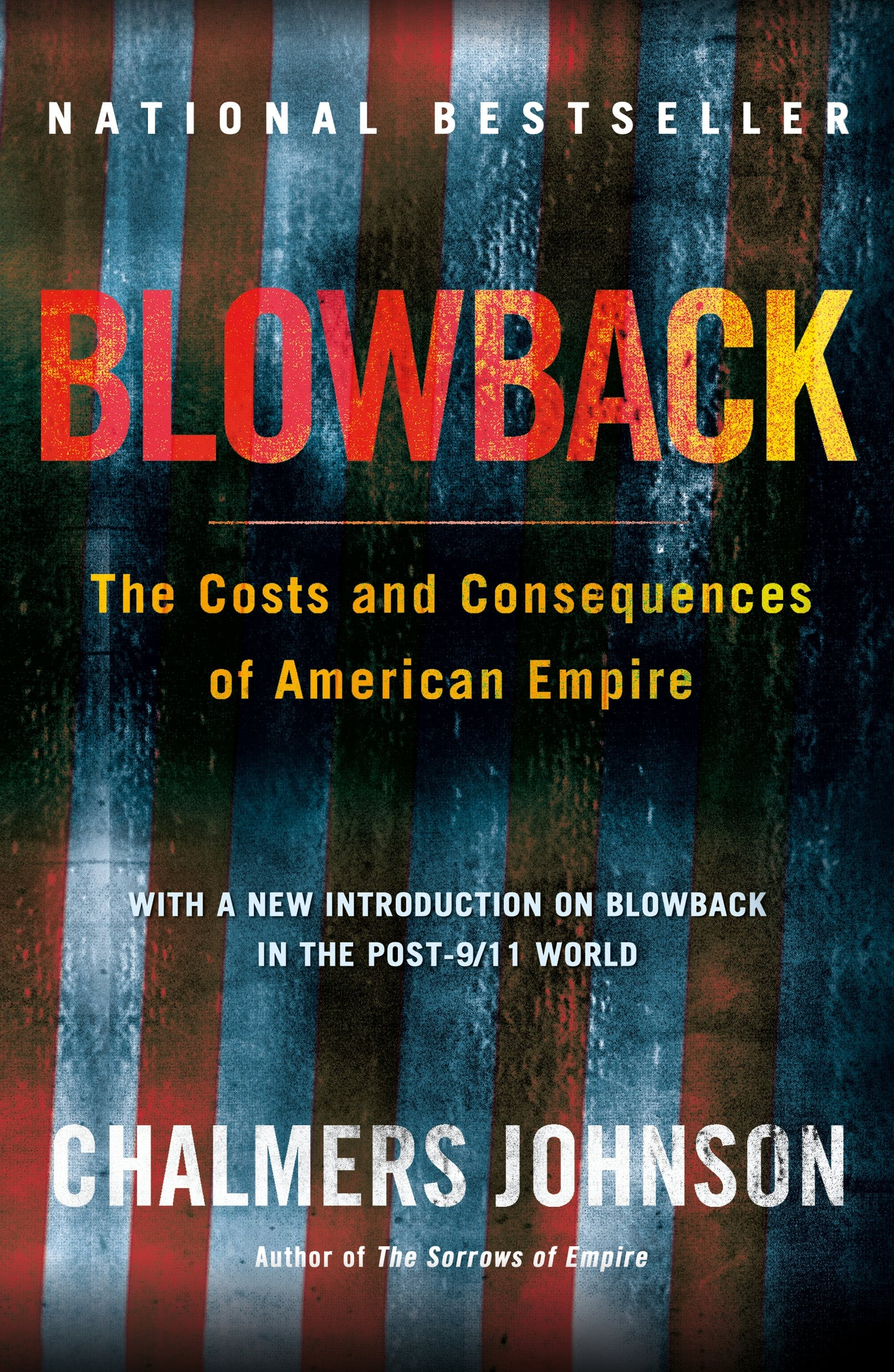 Image of Blowback, Second Edition