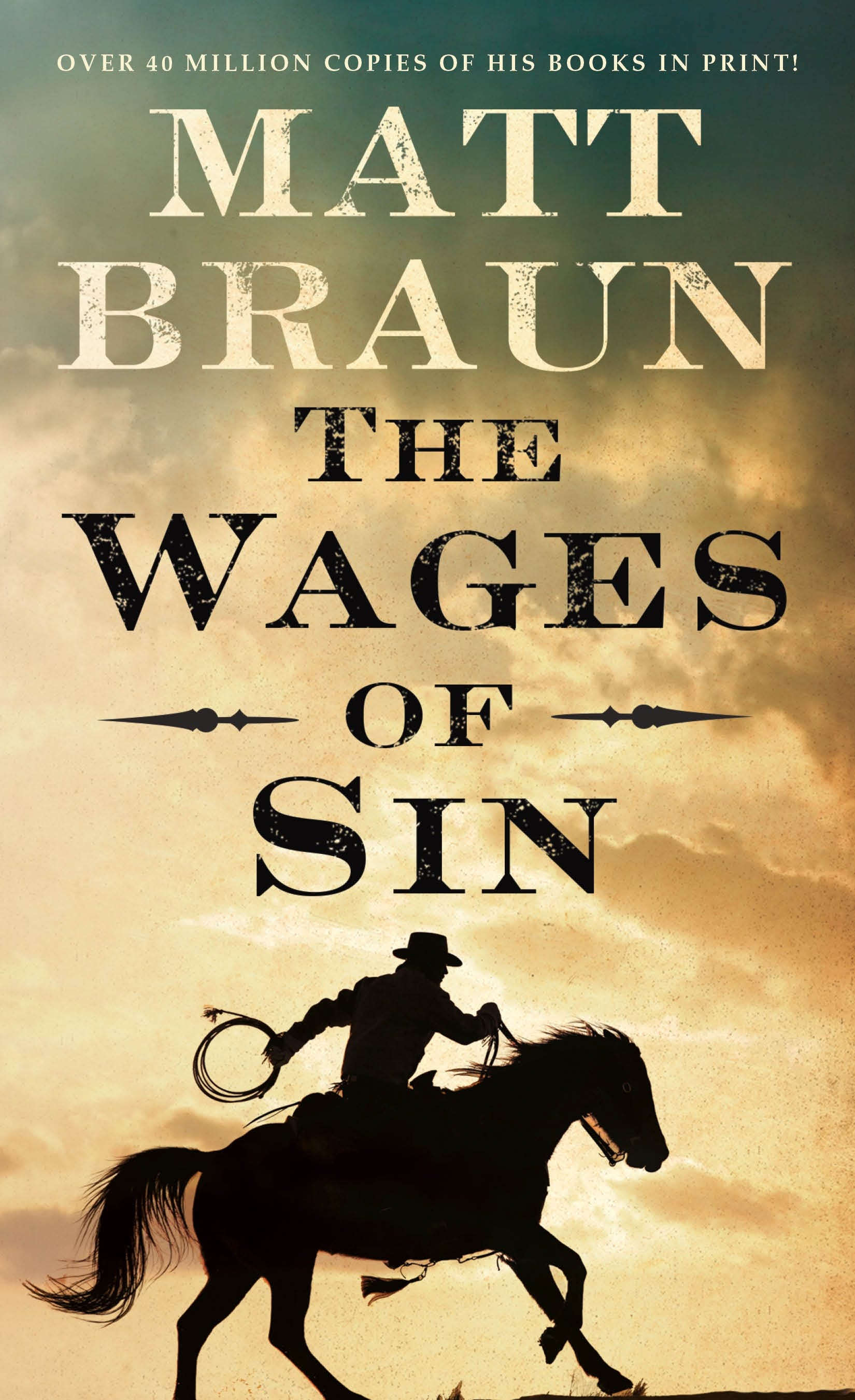 Image of The Wages of Sin