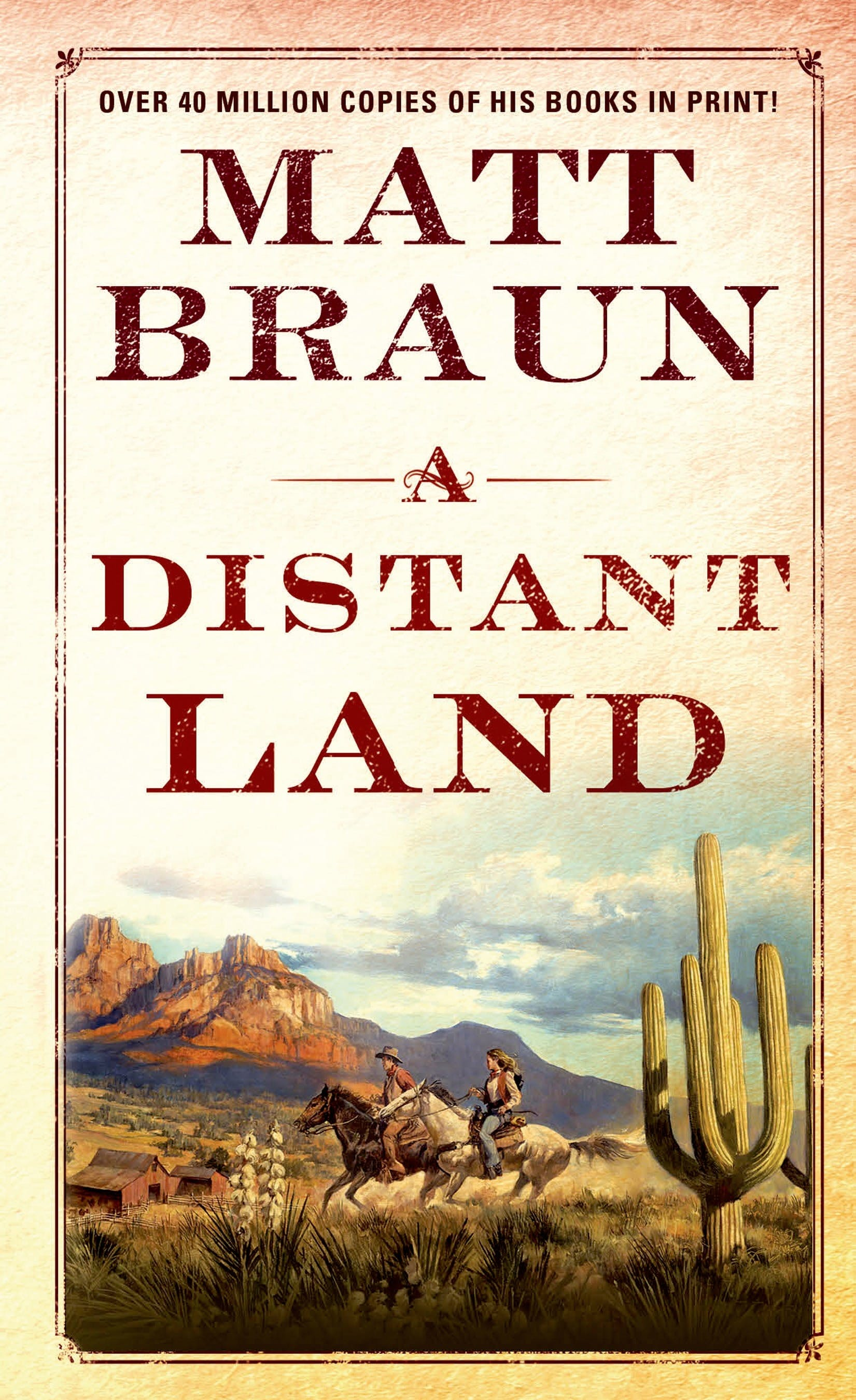 Image of A Distant Land