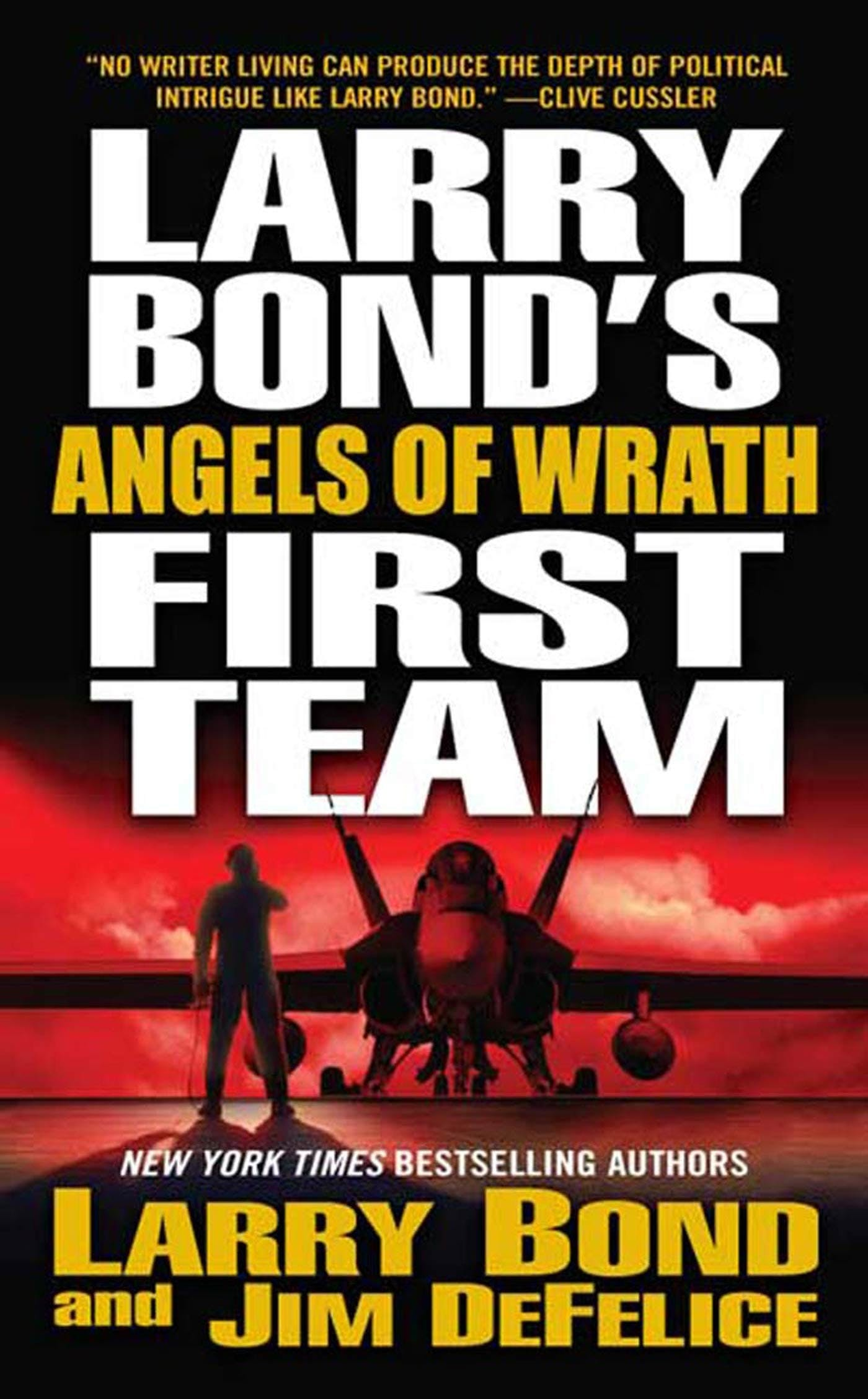 Image of Larry Bond's First Team: Angels of Wrath