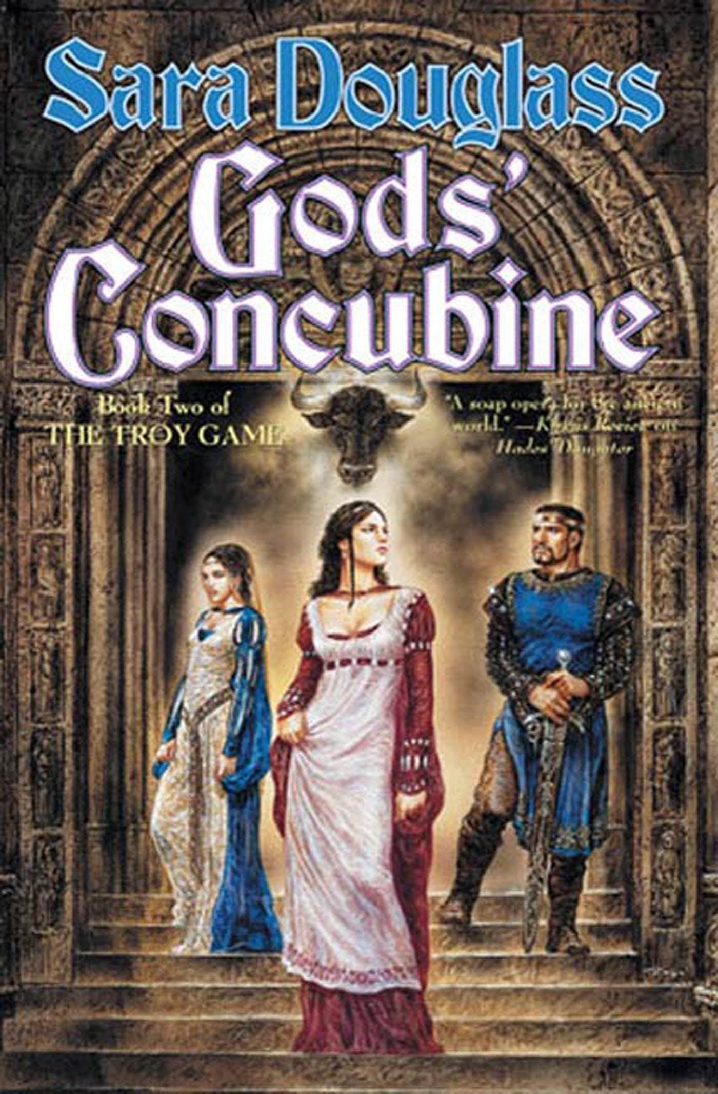 Image of Gods' Concubine