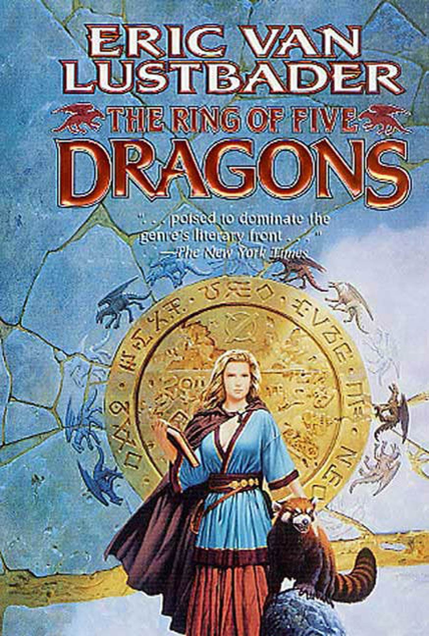 Image of The Ring of Five Dragons