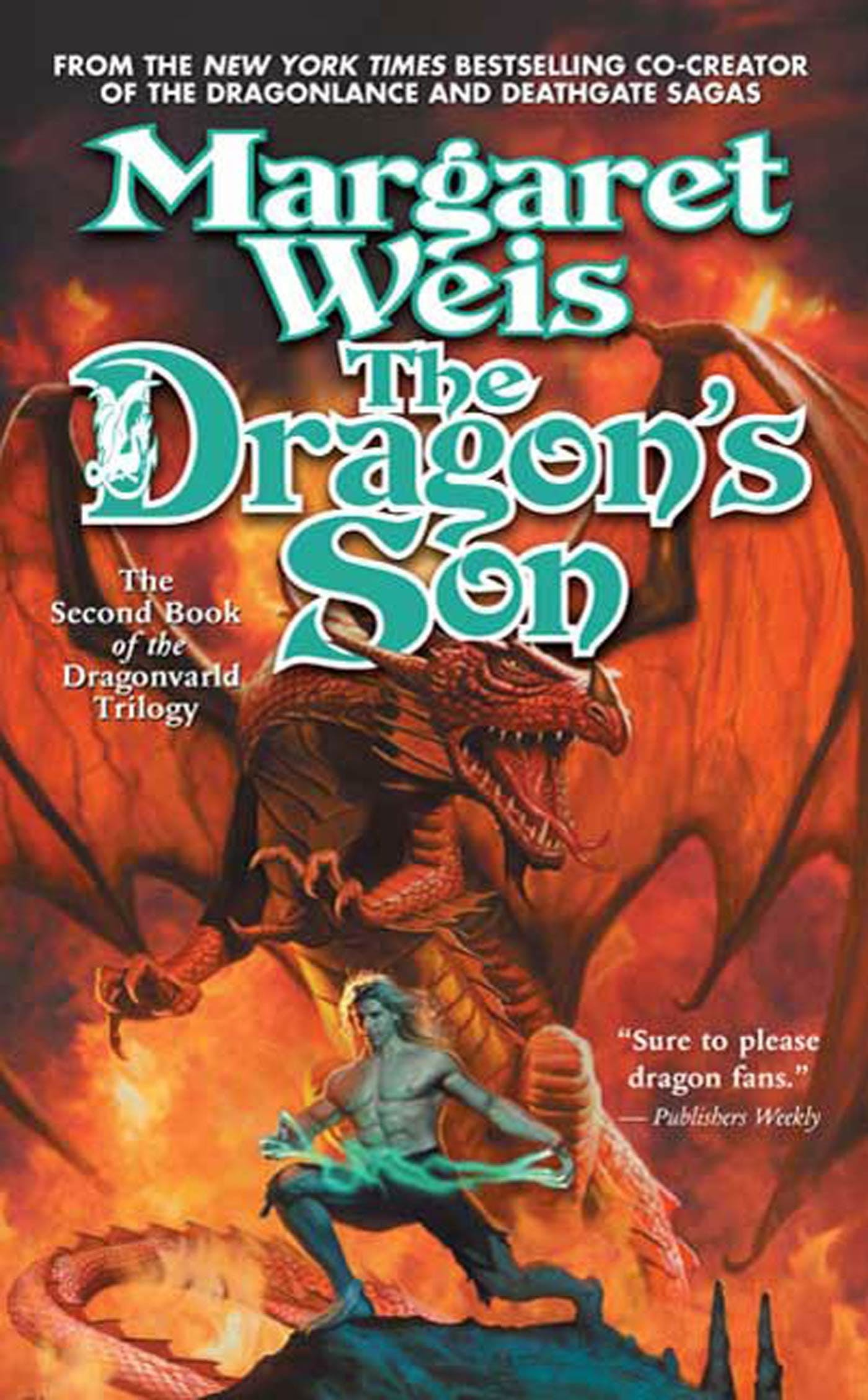 Image of The Dragon's Son