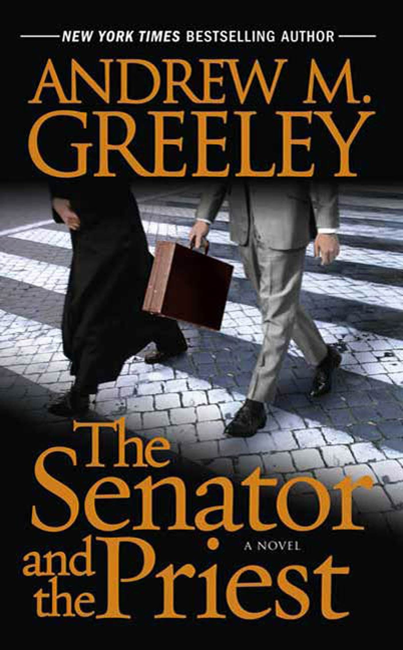 Image of The Senator and the Priest