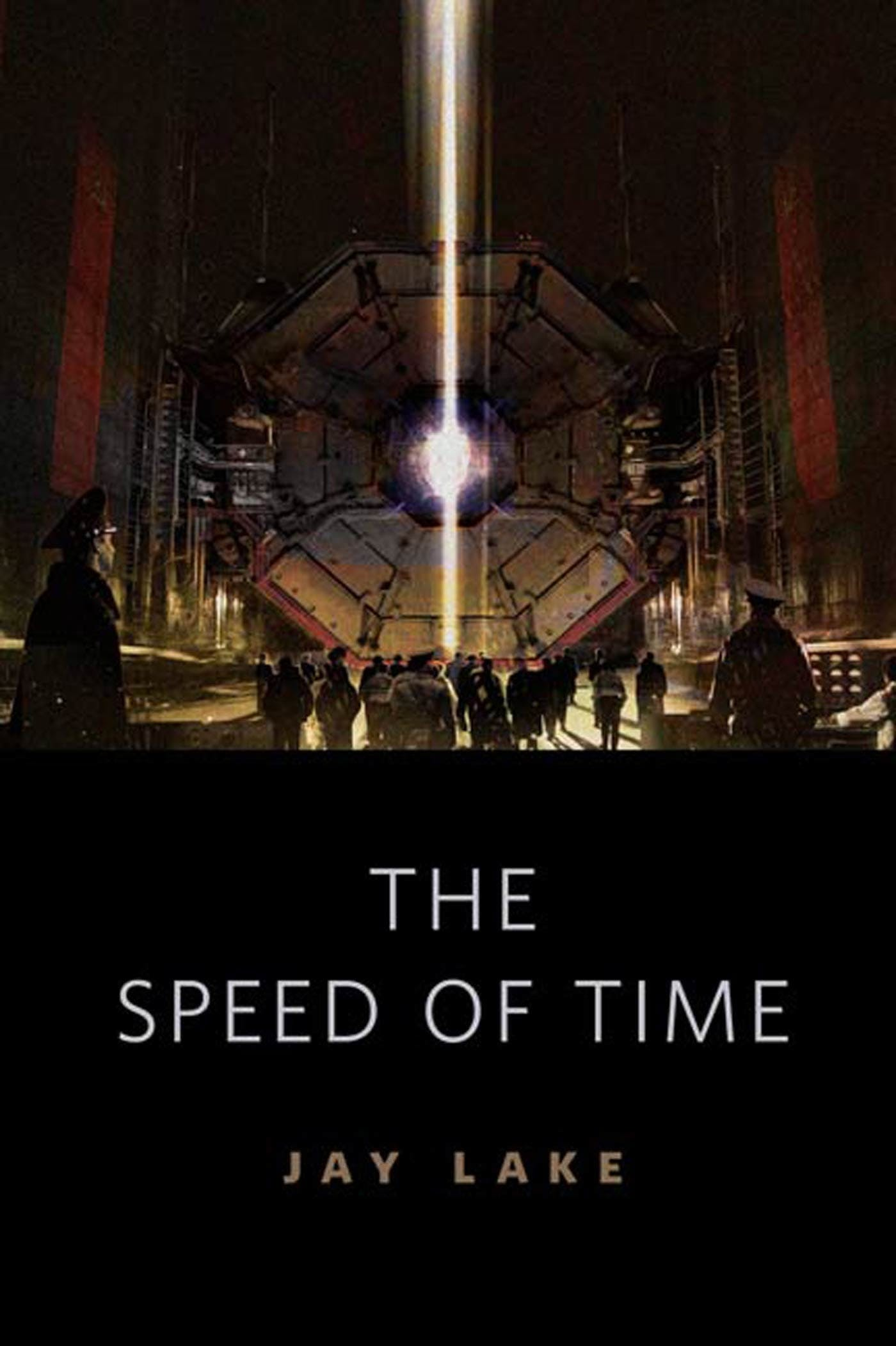 Image of The Speed of Time