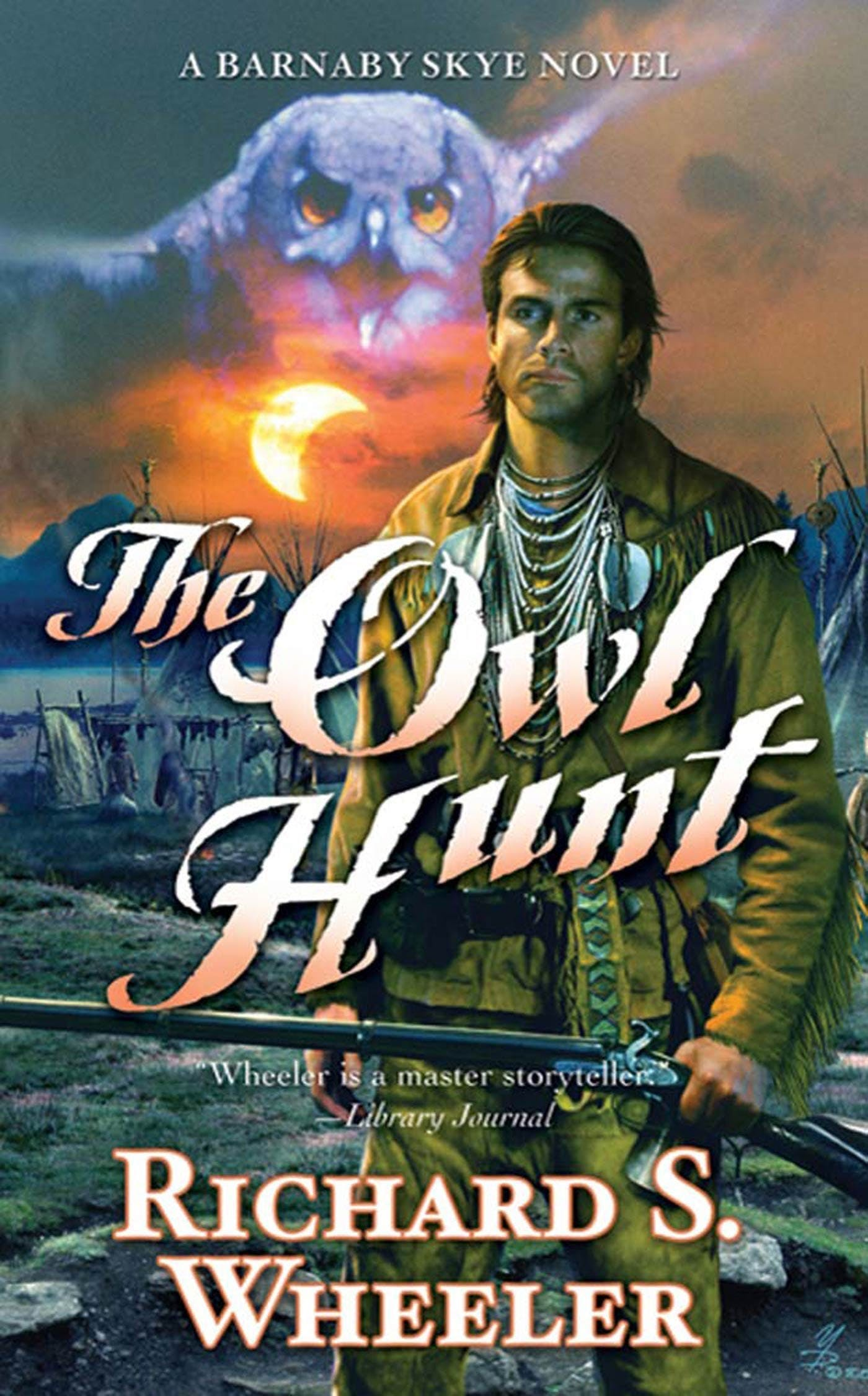Image of The Owl Hunt