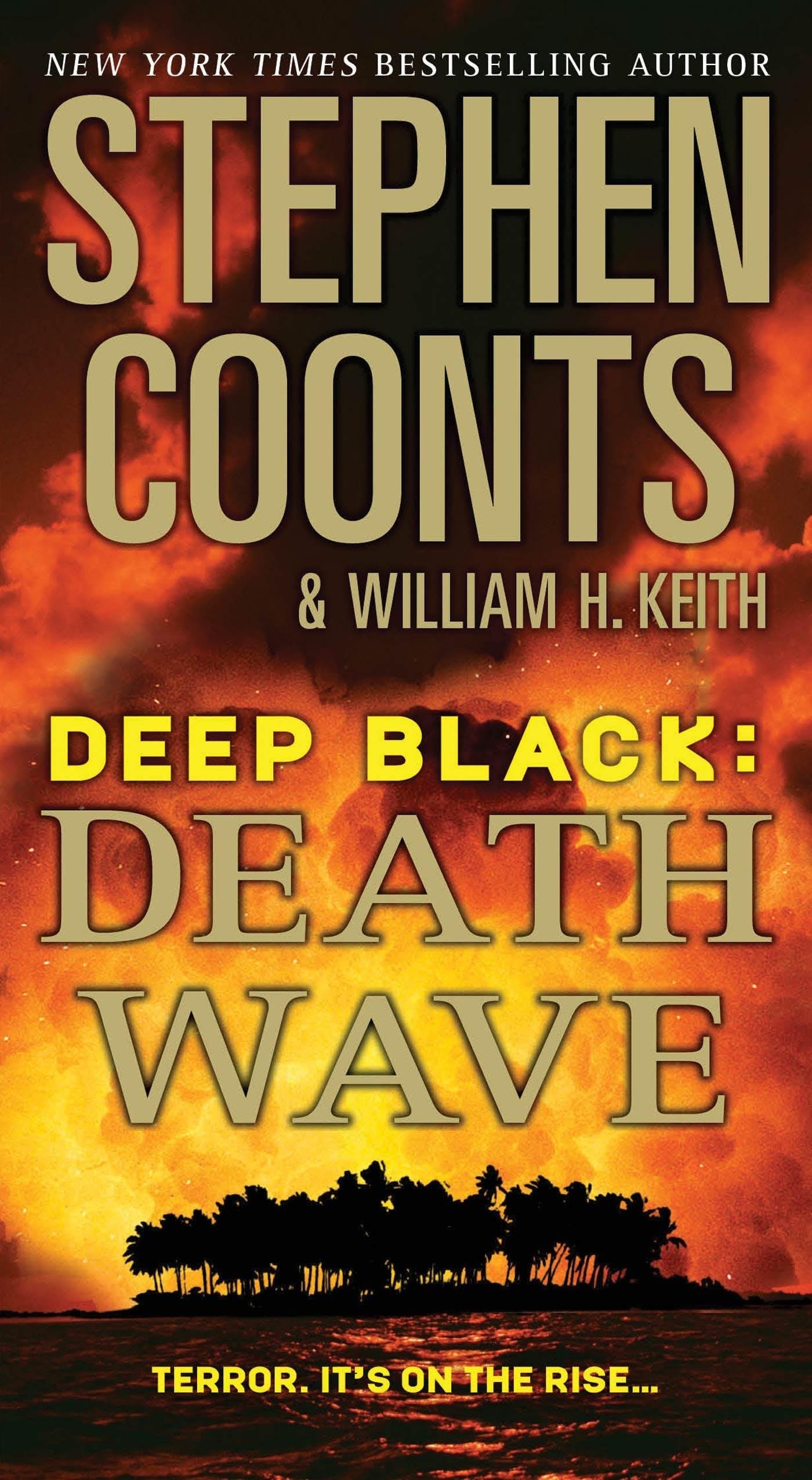 Image of Deep Black: Death Wave