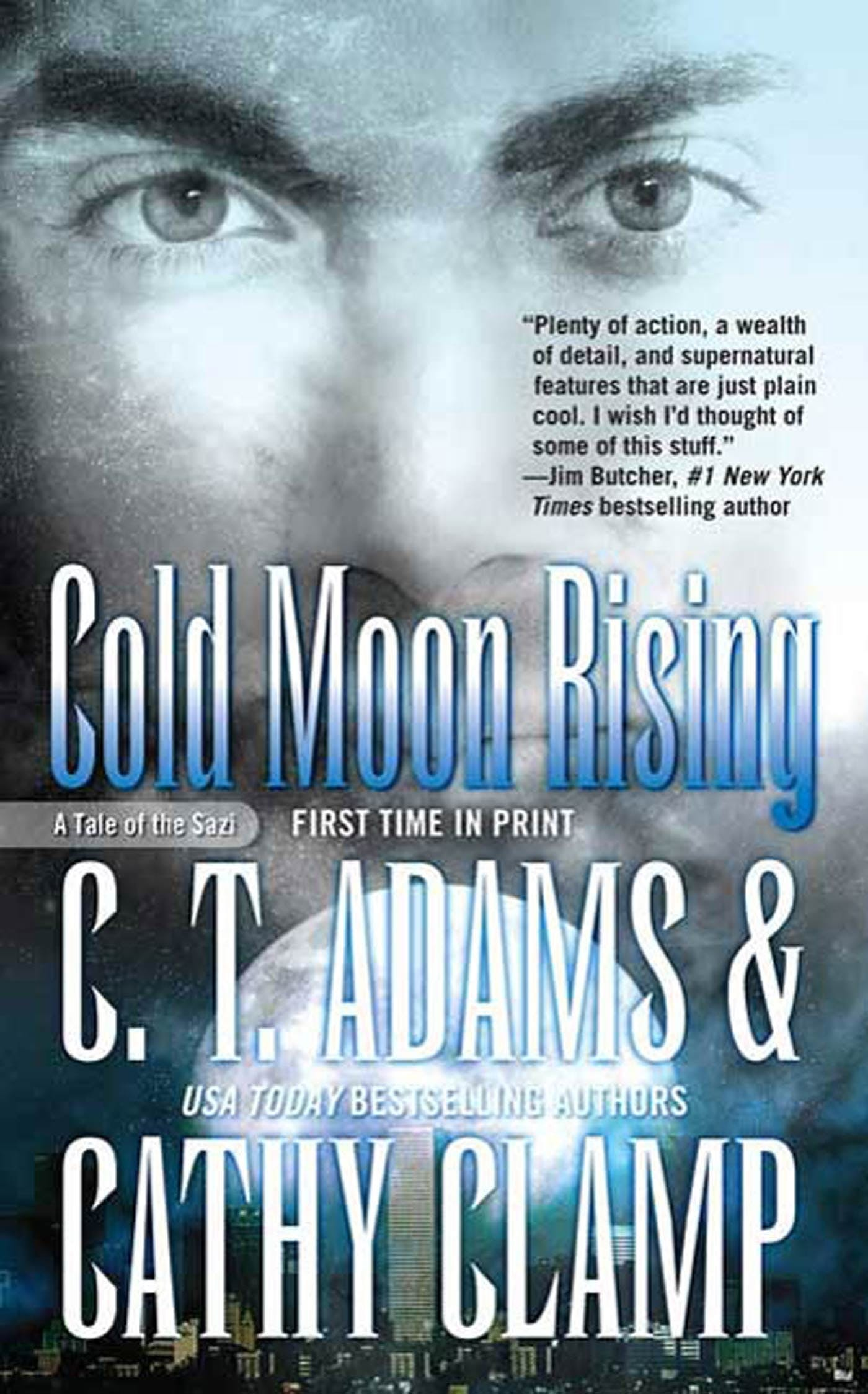 Image of Cold Moon Rising