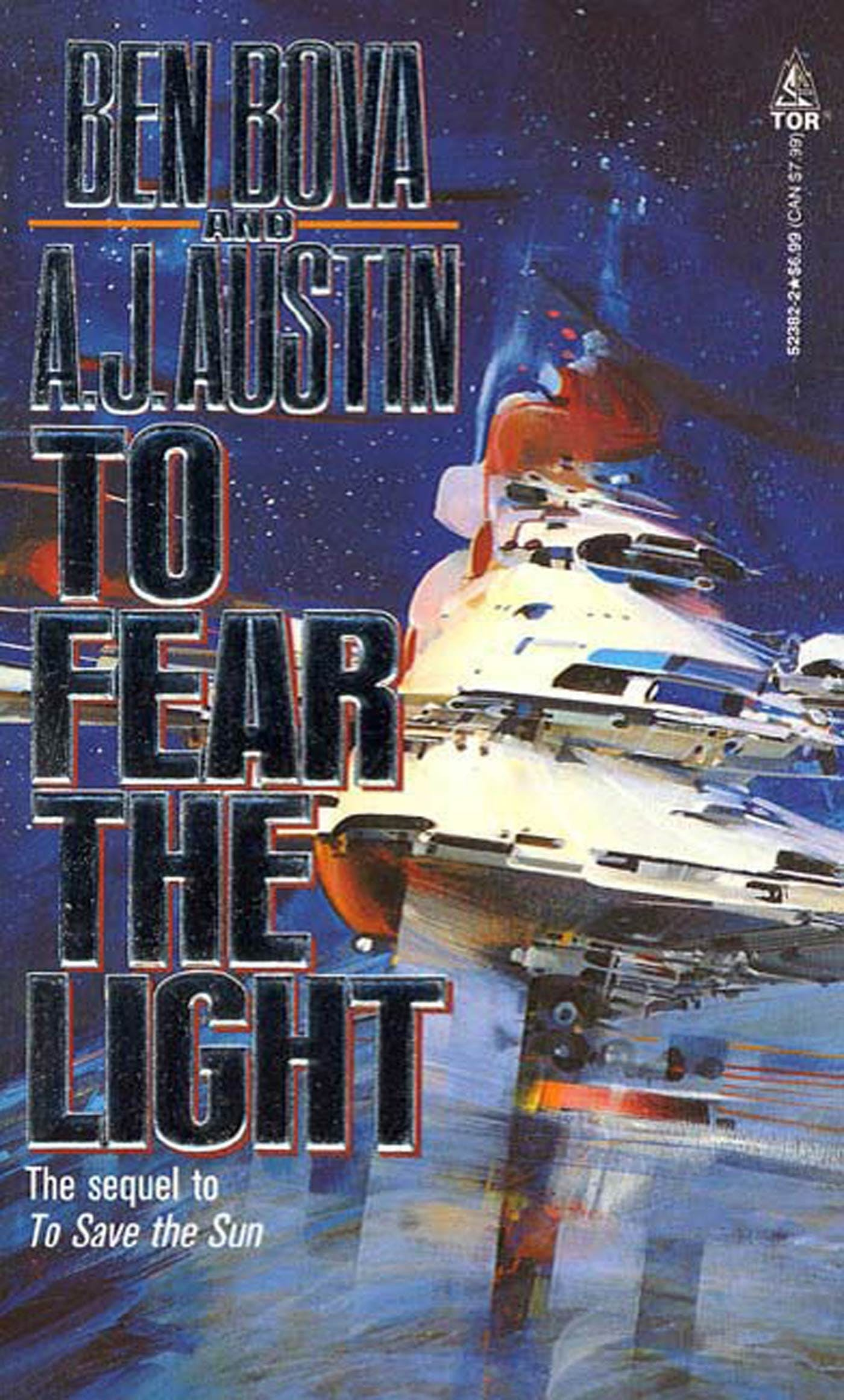 Image of To Fear The Light