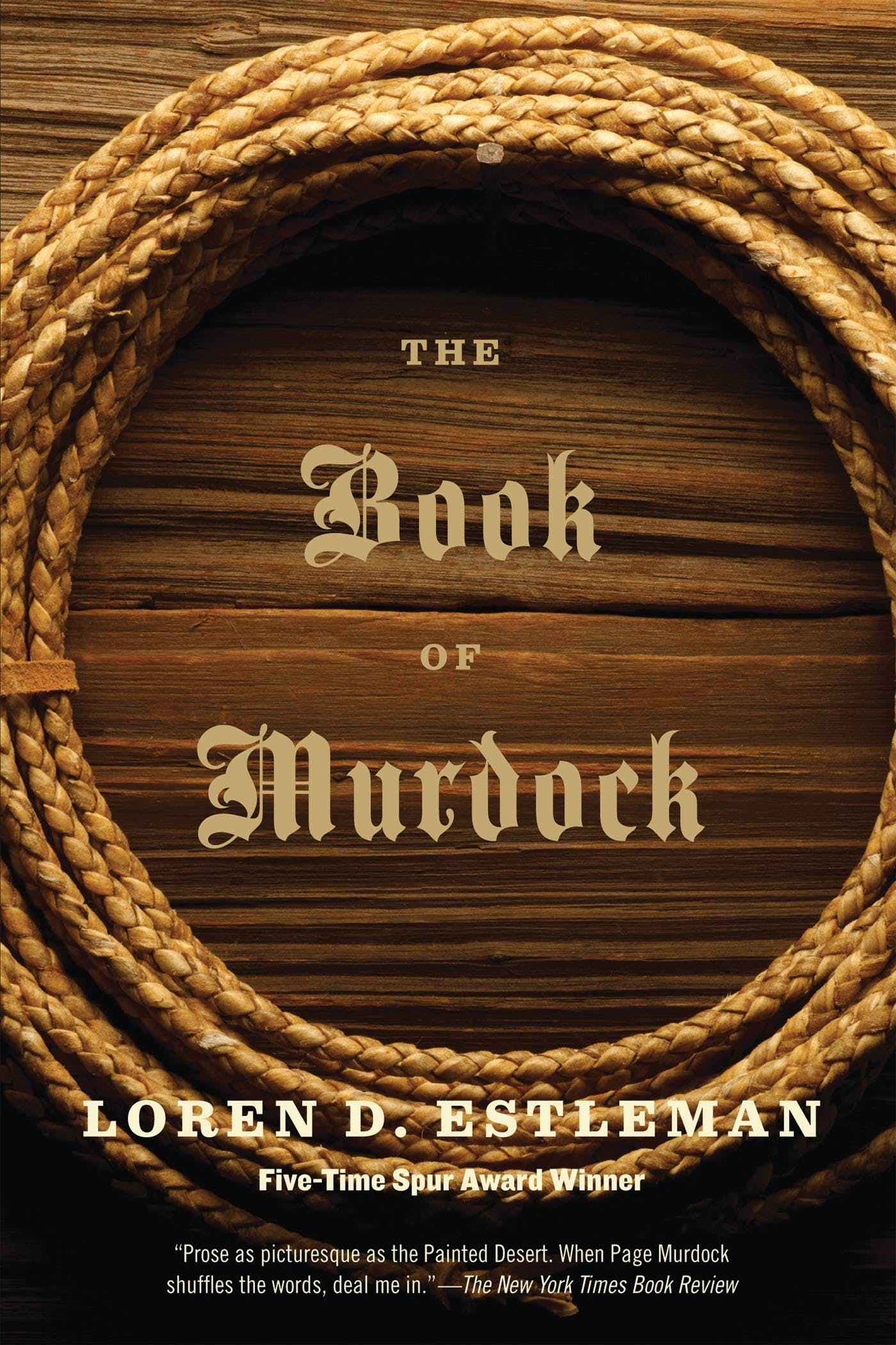 Image of The Book of Murdock