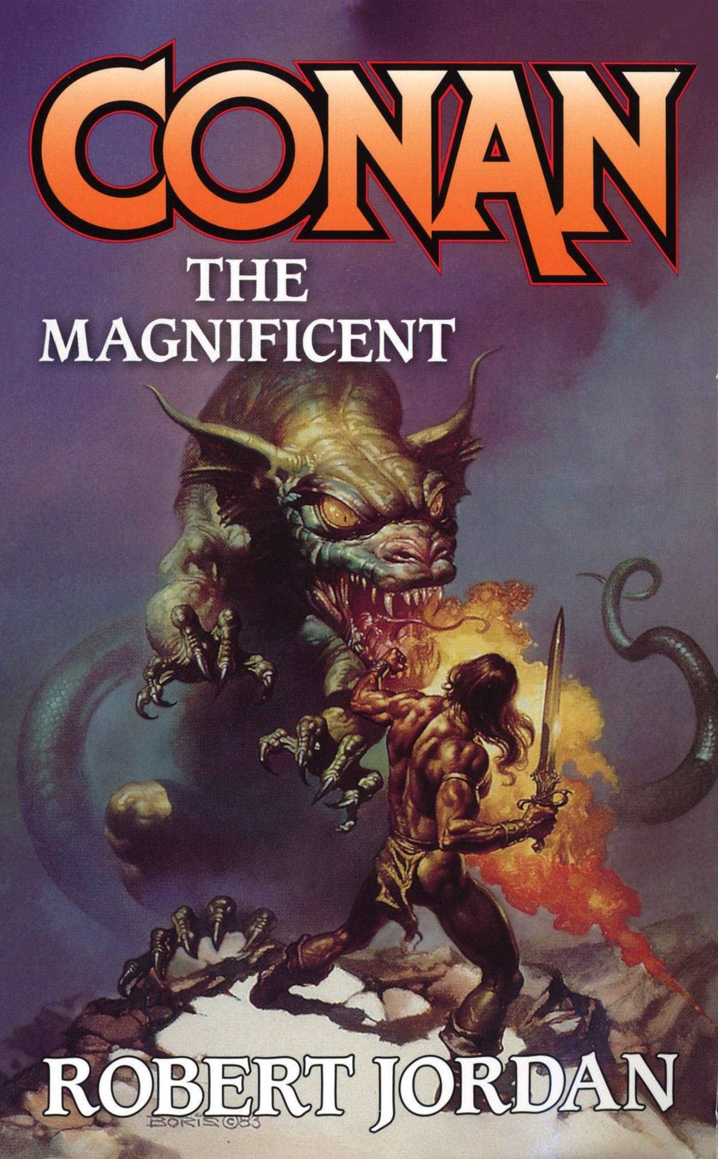Image of Conan The Magnificent