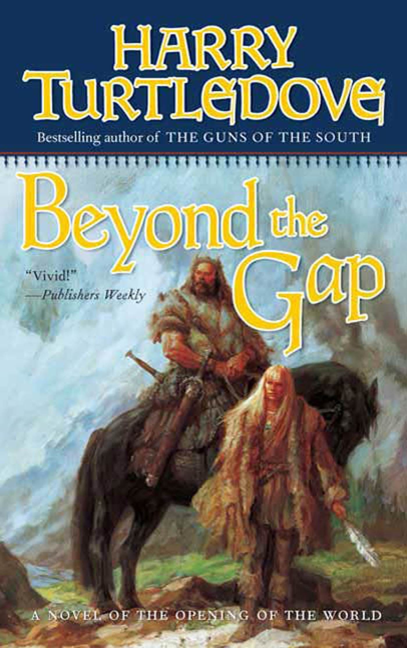 Image of Beyond the Gap