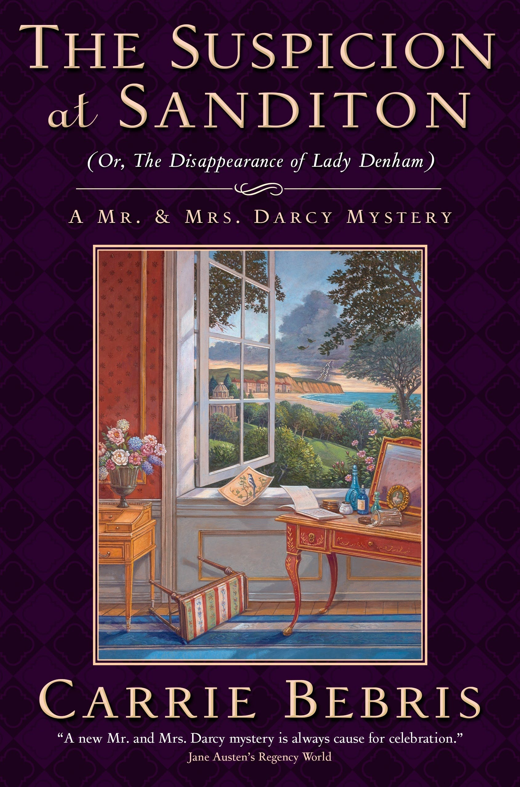 Image of The Suspicion at Sanditon (Or, The Disappearance of Lady Denham)
