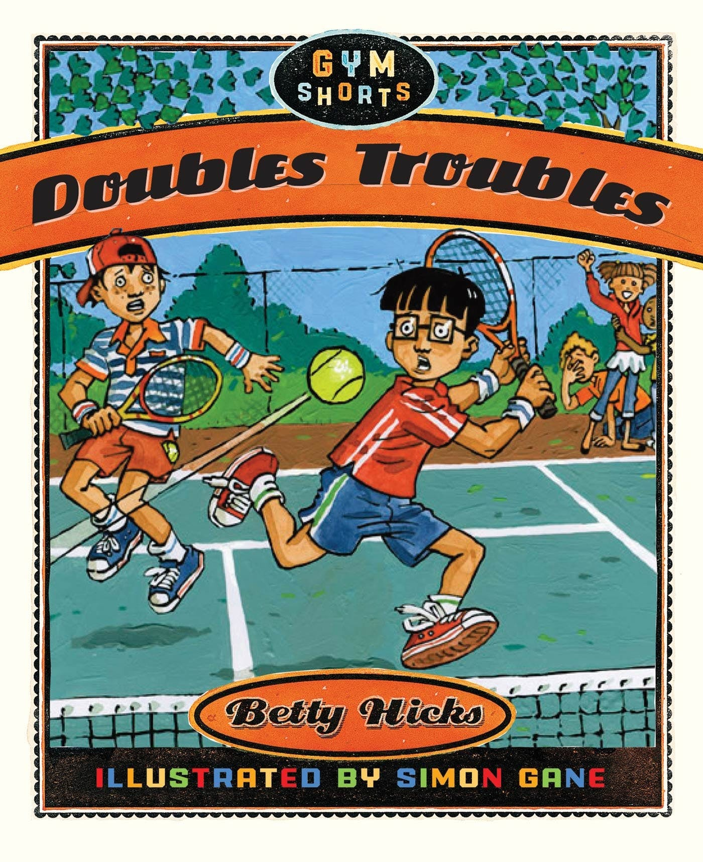 Image of Doubles Troubles
